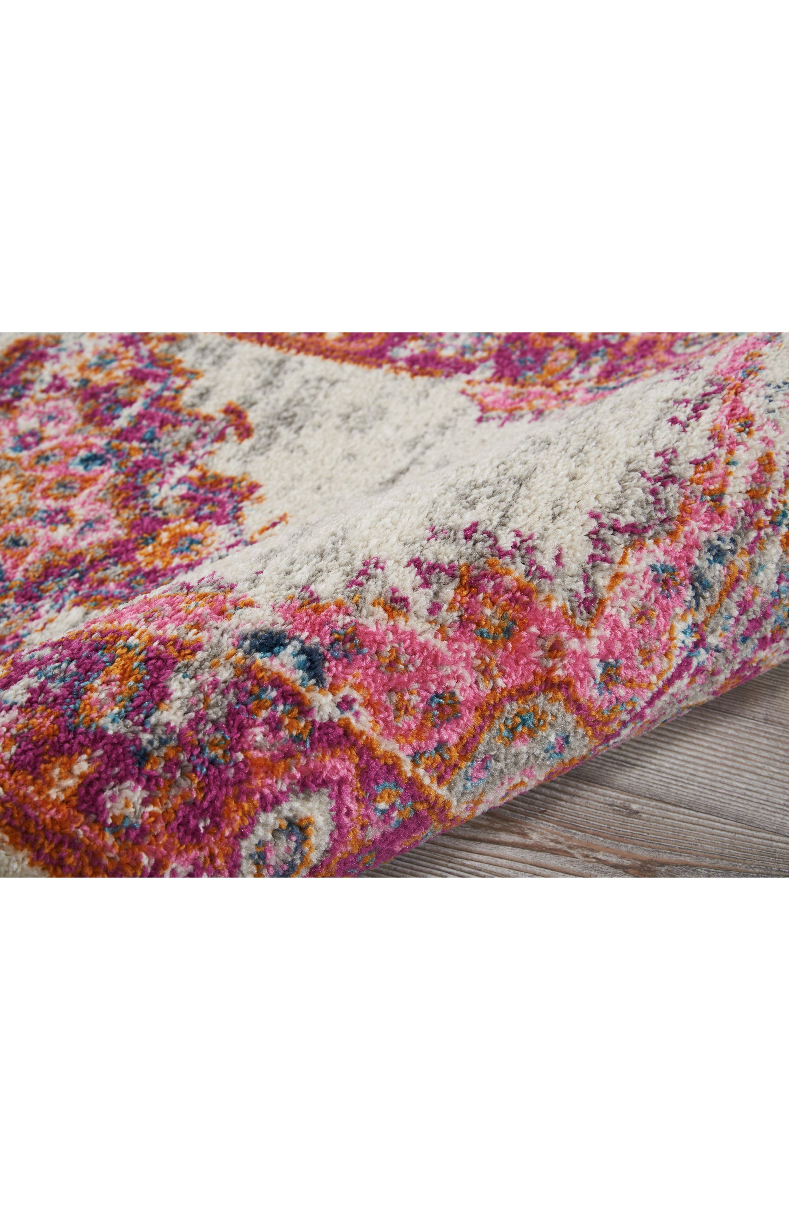 Passion Rug,                             Alternate thumbnail 7, color,