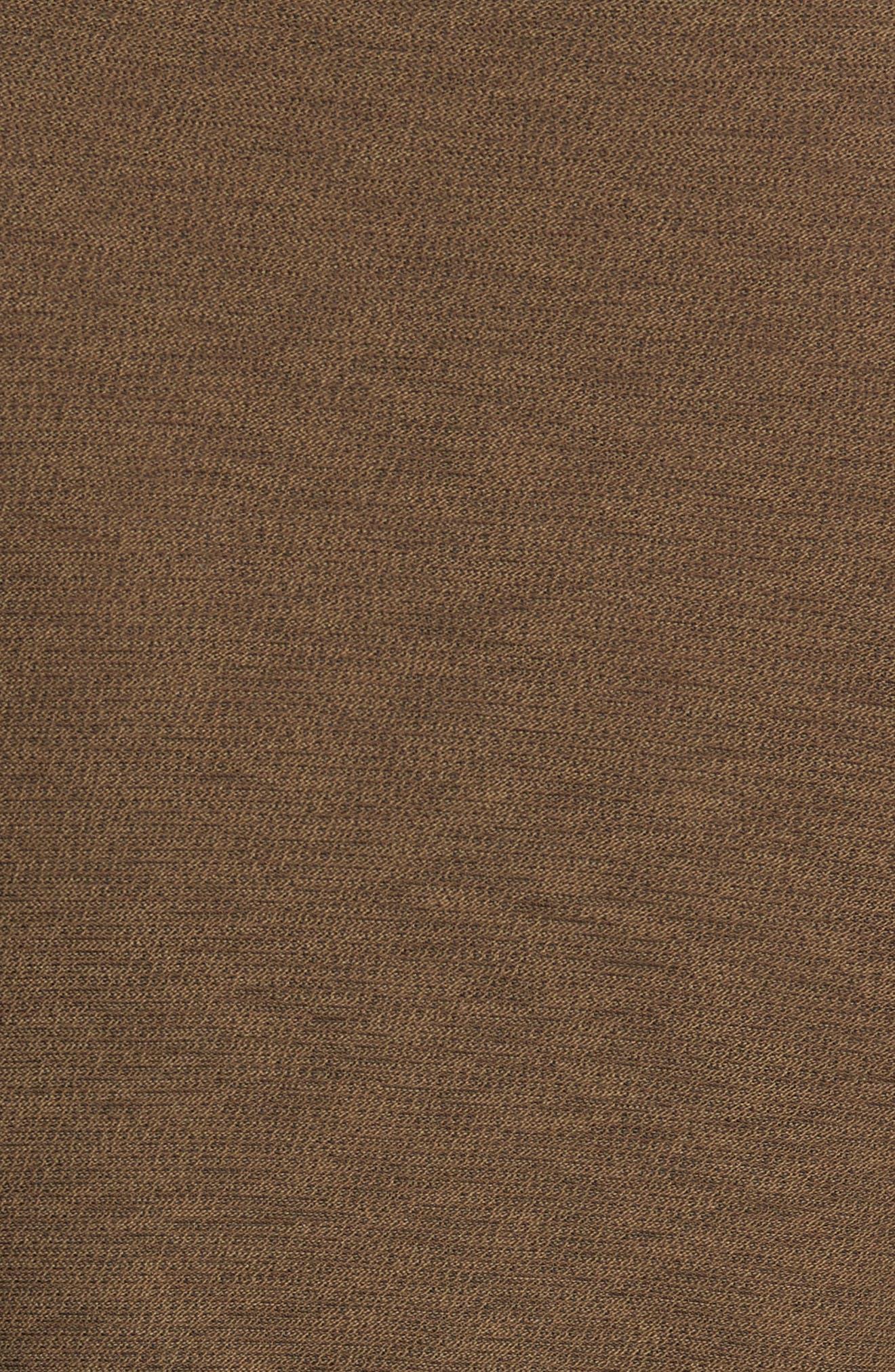 Regular Fit Long Sleeve T-Shirt,                             Alternate thumbnail 5, color,                             OLIVE