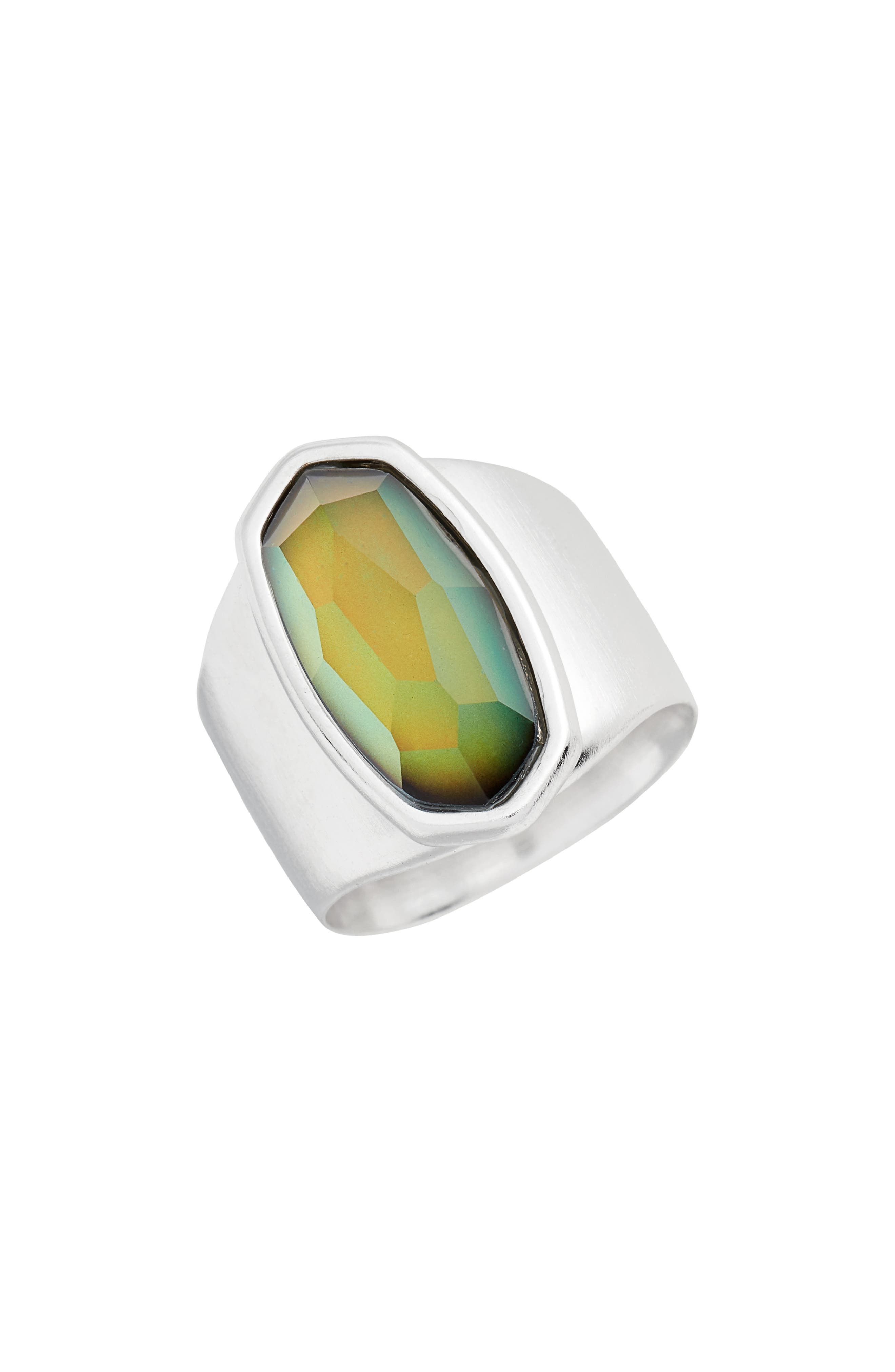 Leah Mood Stone Ring,                         Main,                         color, 040