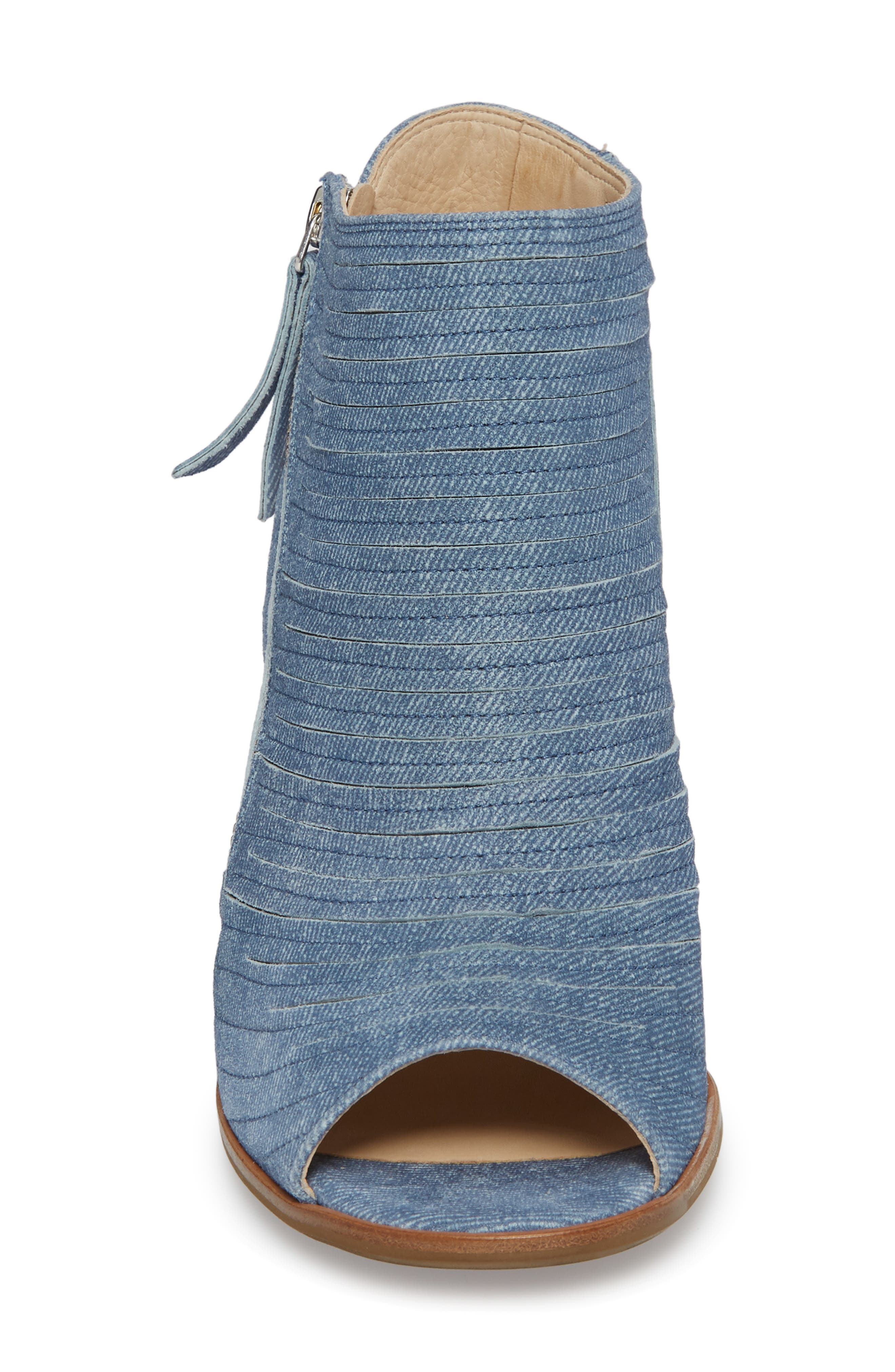 'Cayanne' Leather Peep Toe Sandal,                             Alternate thumbnail 29, color,