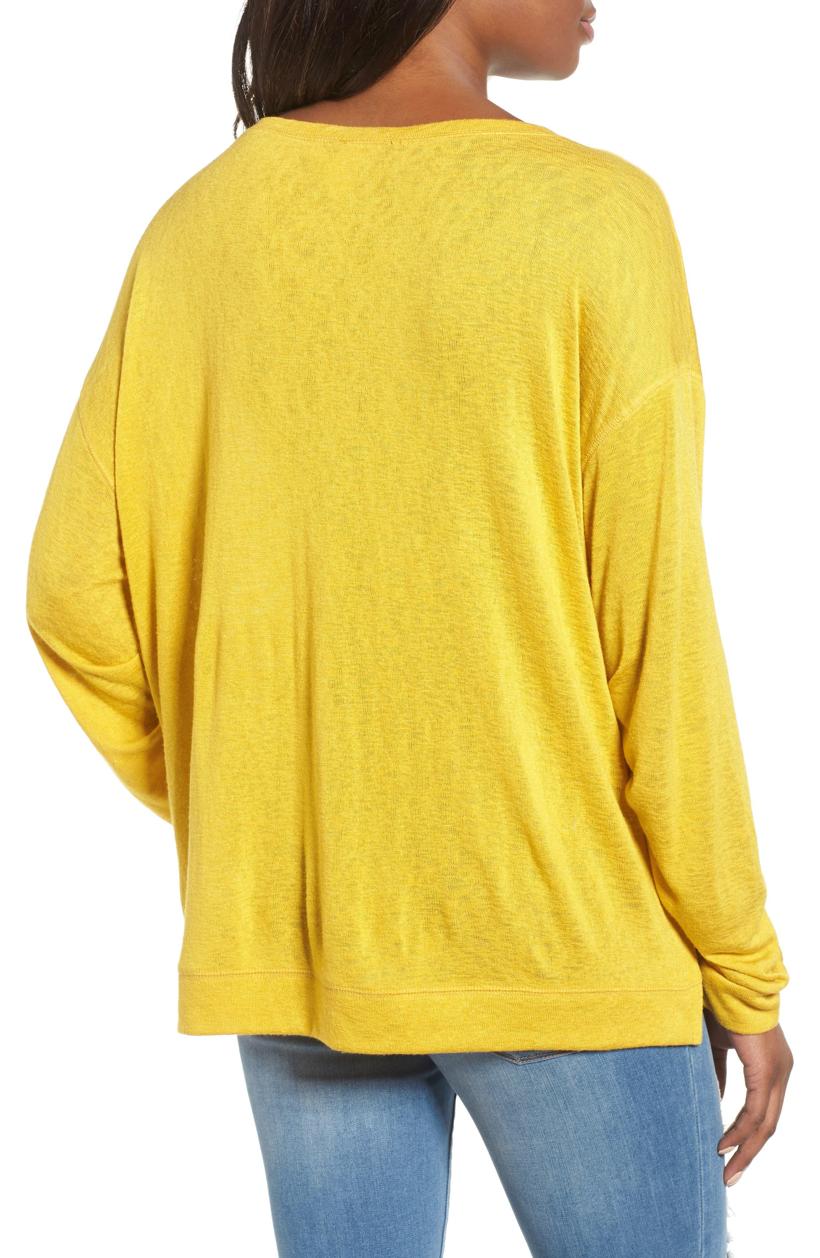 Tuck Sleeve Sweatshirt,                             Alternate thumbnail 13, color,