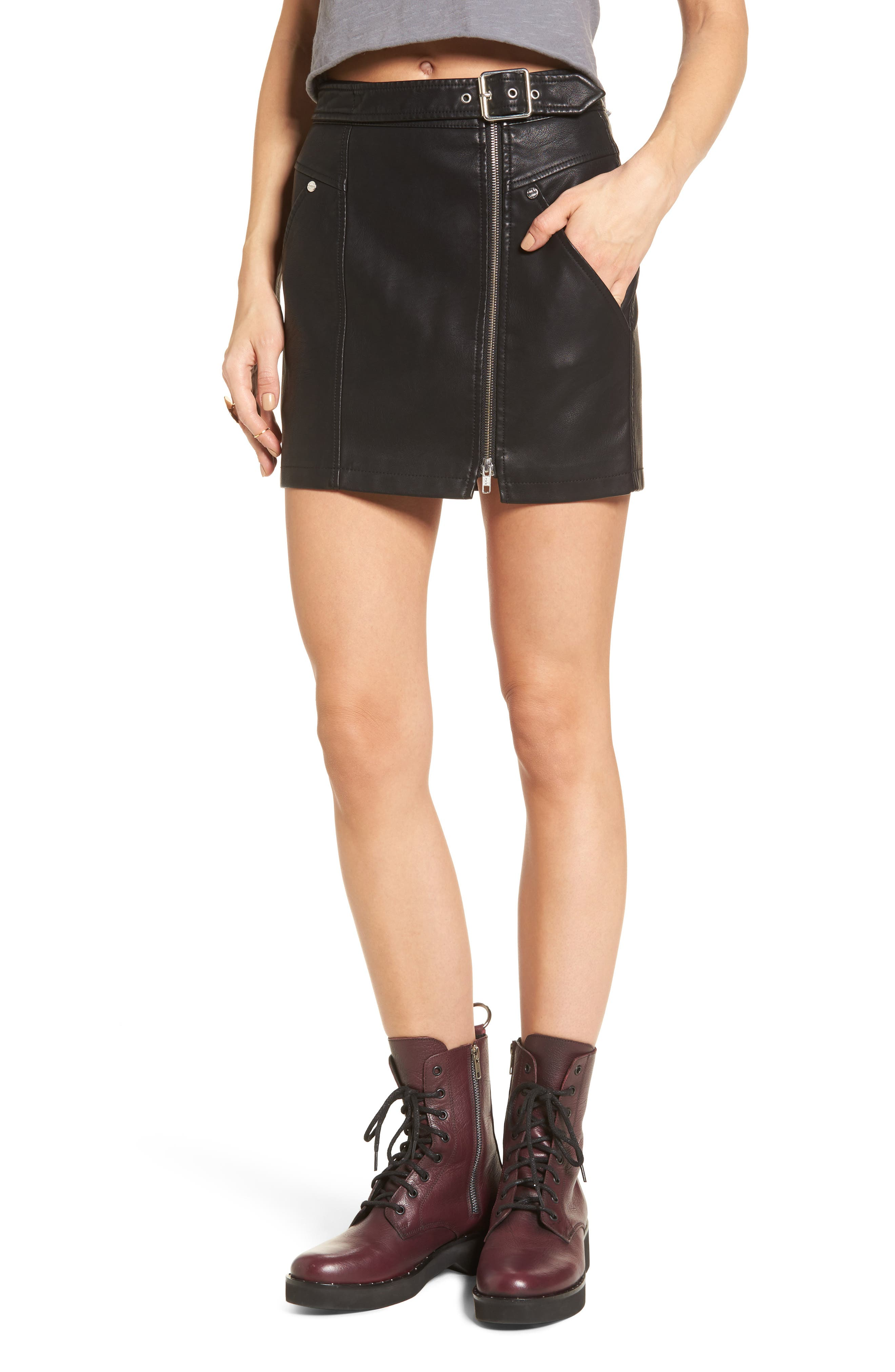 Banshee Skirt,                         Main,                         color, 001