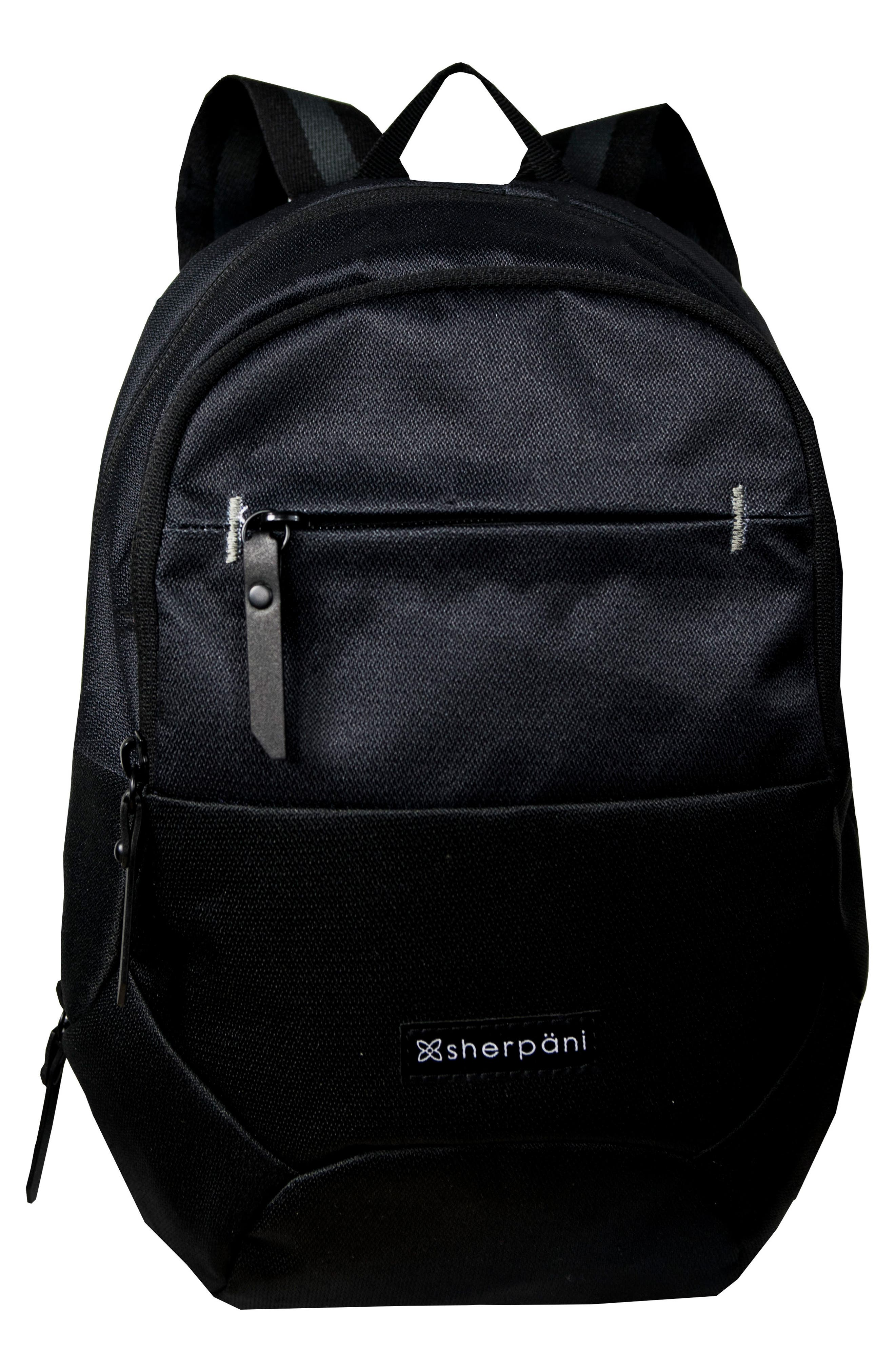 Mini Dash RFID Pocket Backpack,                         Main,                         color, 001