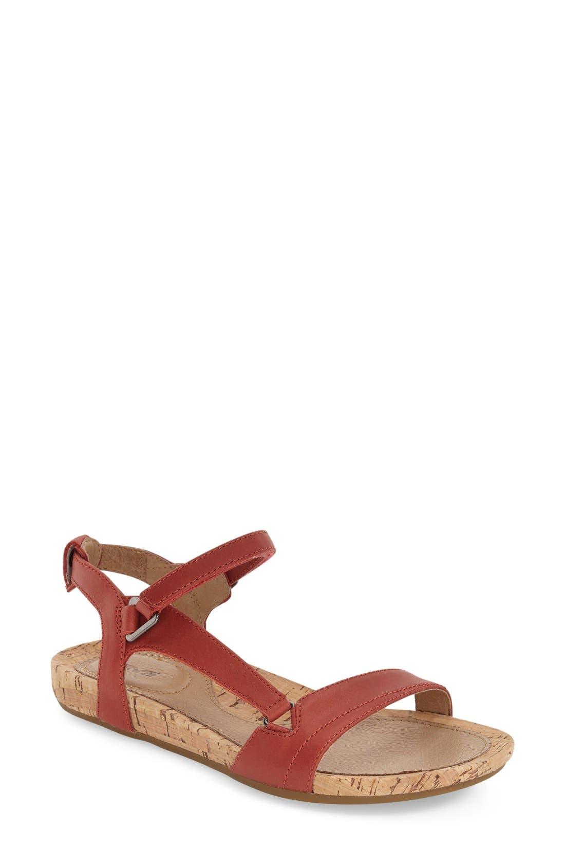 'Capri Universal' Sandal,                         Main,                         color, 616
