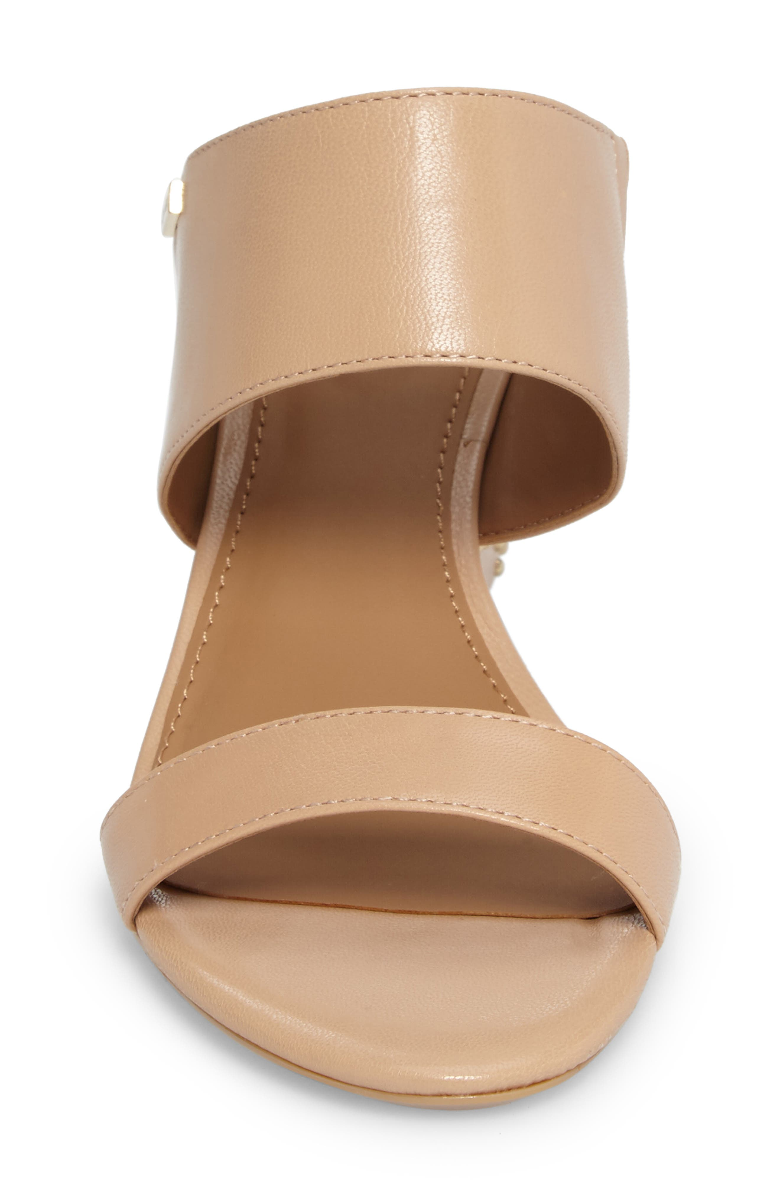 Phyllis Studded Wedge Sandal,                             Alternate thumbnail 16, color,