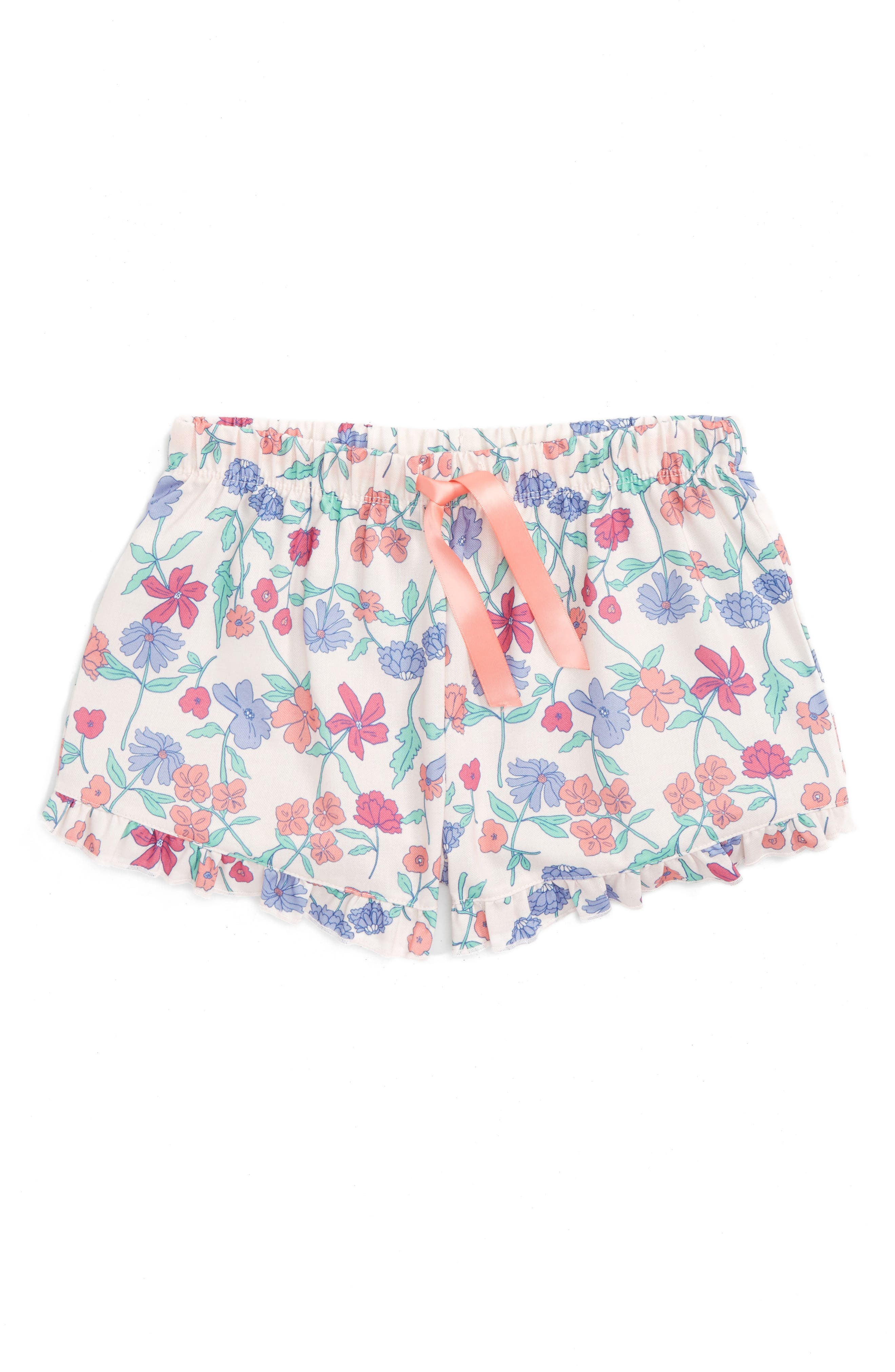 Flannel Shorts,                             Main thumbnail 10, color,