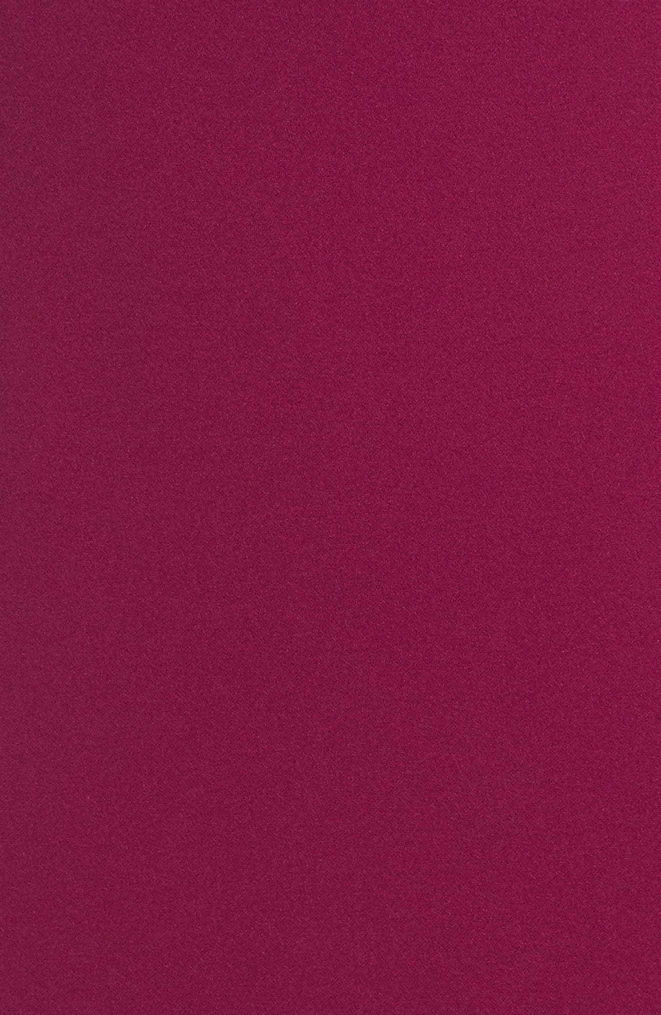 Cold Shoulder Gown,                             Alternate thumbnail 5, color,                             641