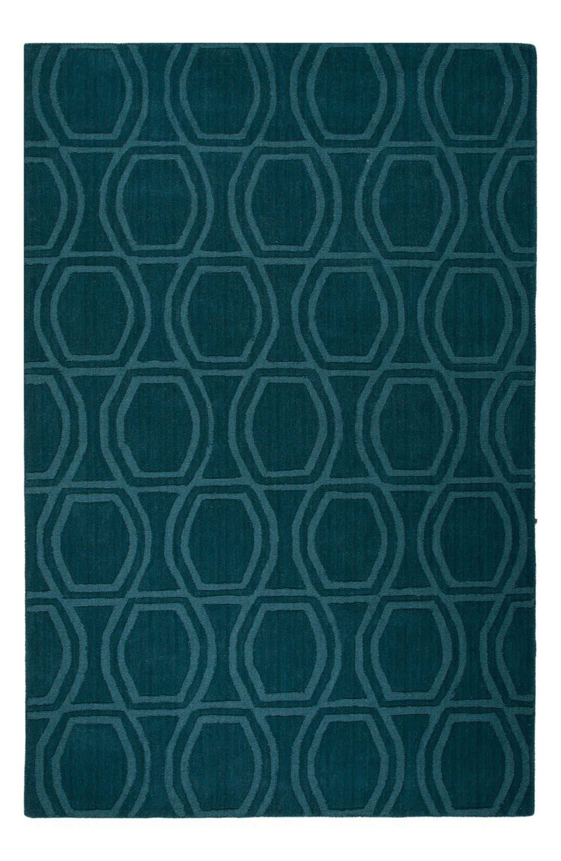 'astor' wool rug,                             Main thumbnail 4, color,