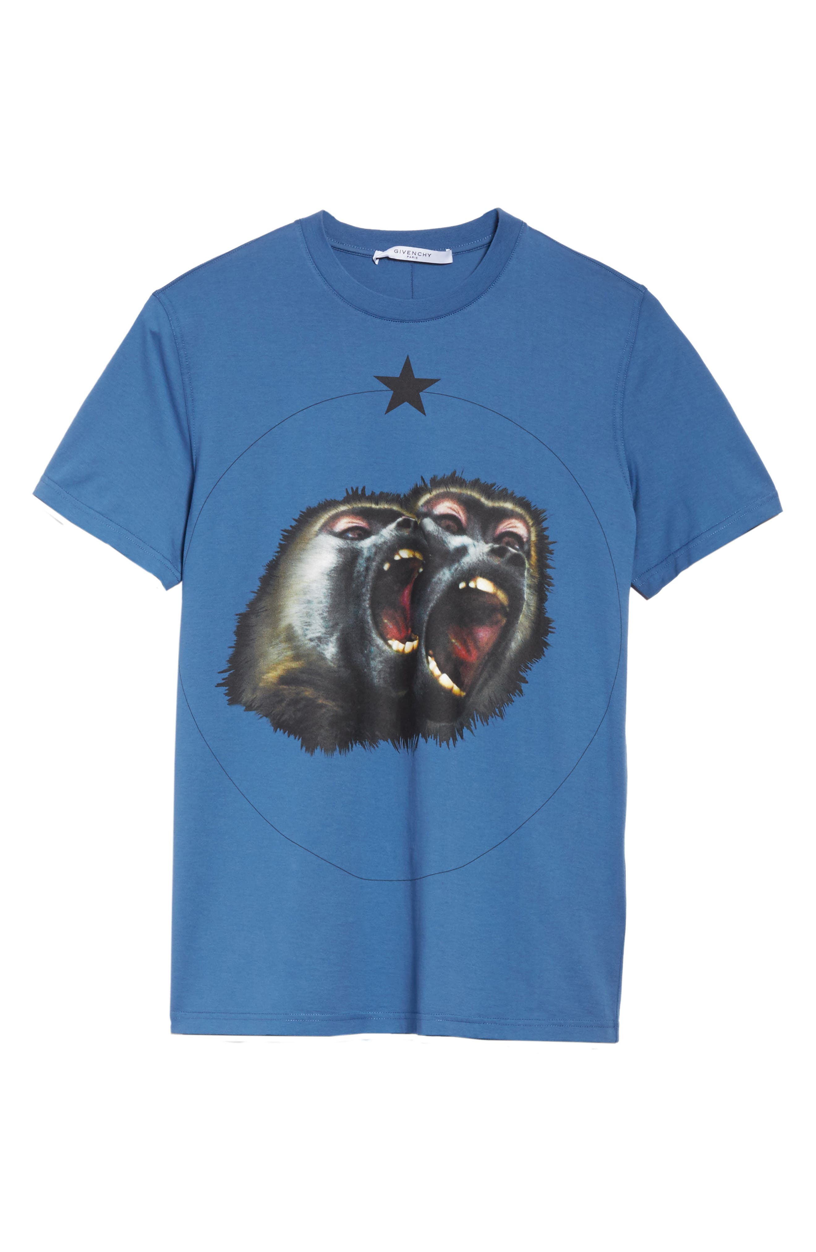 Cuban Fit Monkey Brothers Graphic T-Shirt,                             Alternate thumbnail 18, color,