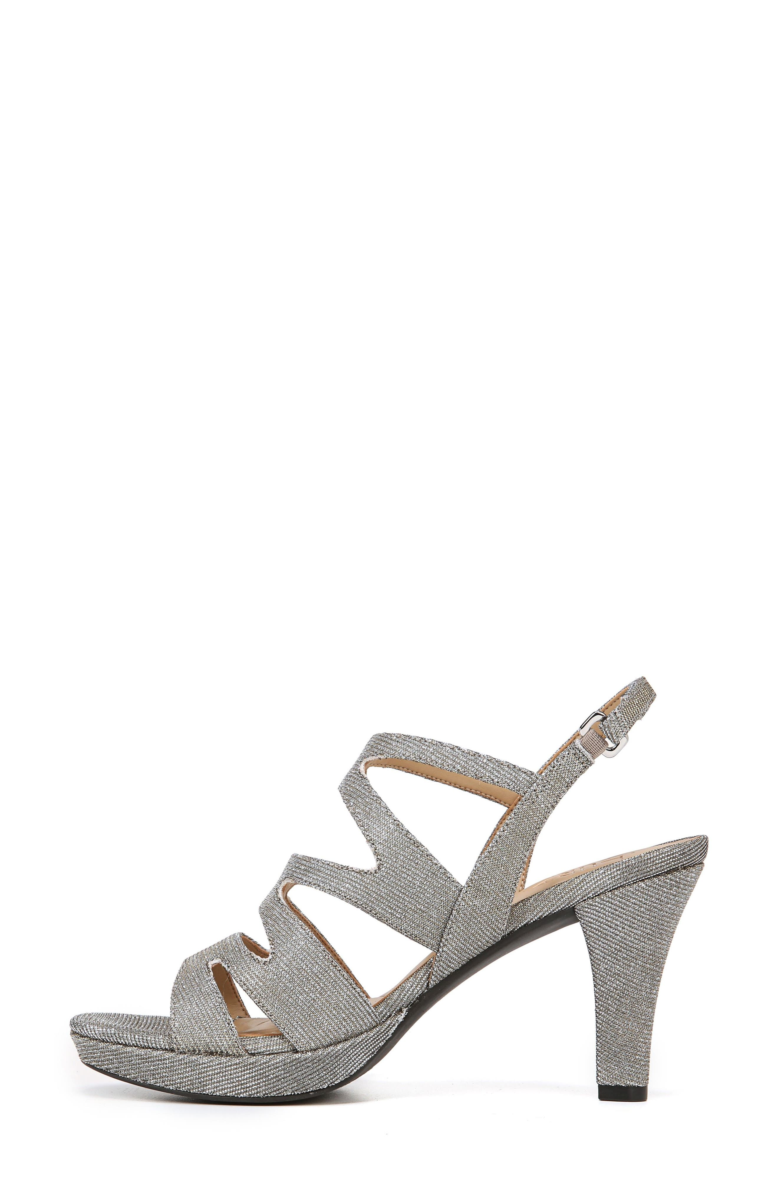 'Pressley' Slingback Platform Sandal,                             Alternate thumbnail 7, color,                             043