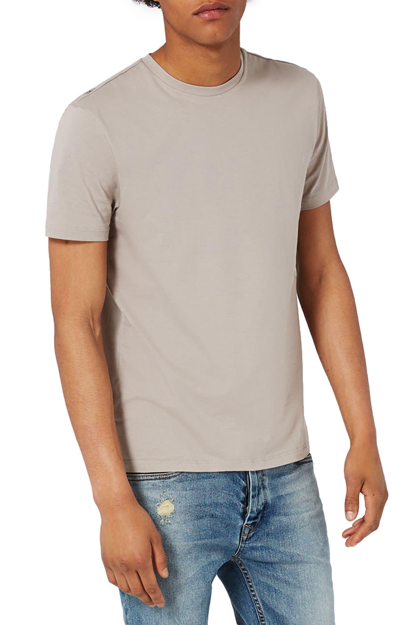 Slim Fit Crewneck T-Shirt,                             Main thumbnail 3, color,