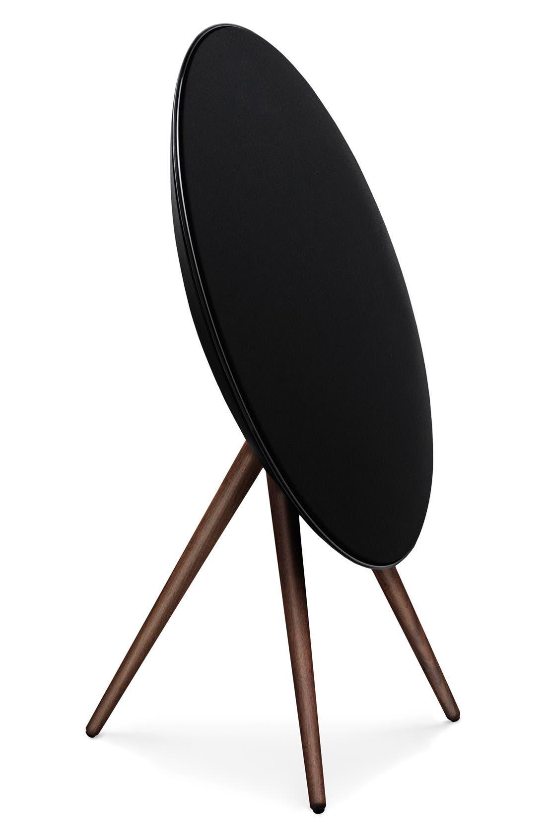 'A9' Bluetooth<sup>®</sup> Speaker,                             Alternate thumbnail 2, color,                             BLACK