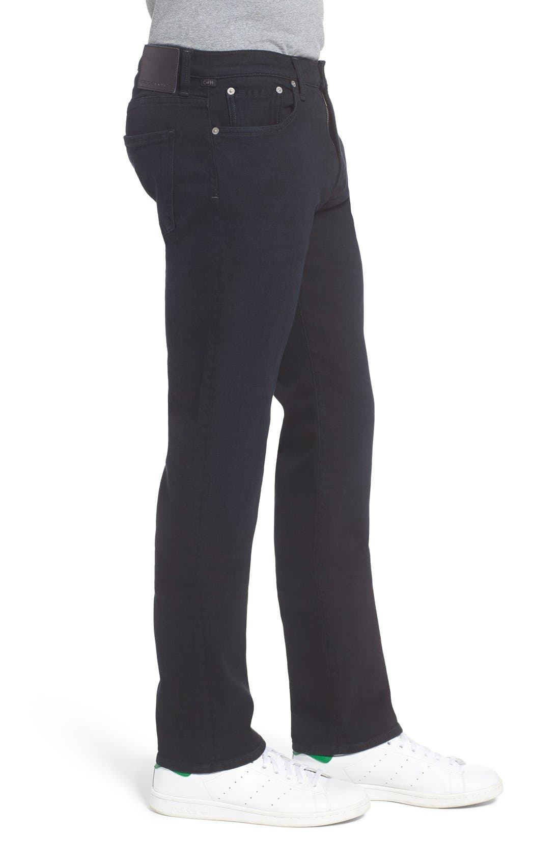 Gage Slim Straight Leg Jeans,                             Alternate thumbnail 9, color,                             401