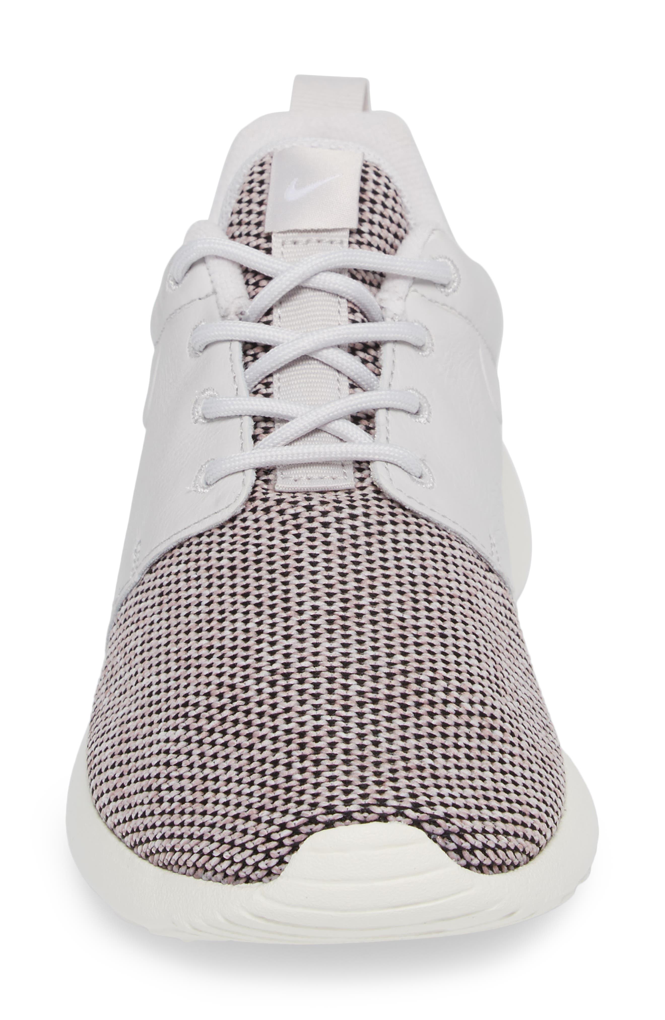 Roshe One Knit Sneaker,                             Alternate thumbnail 8, color,