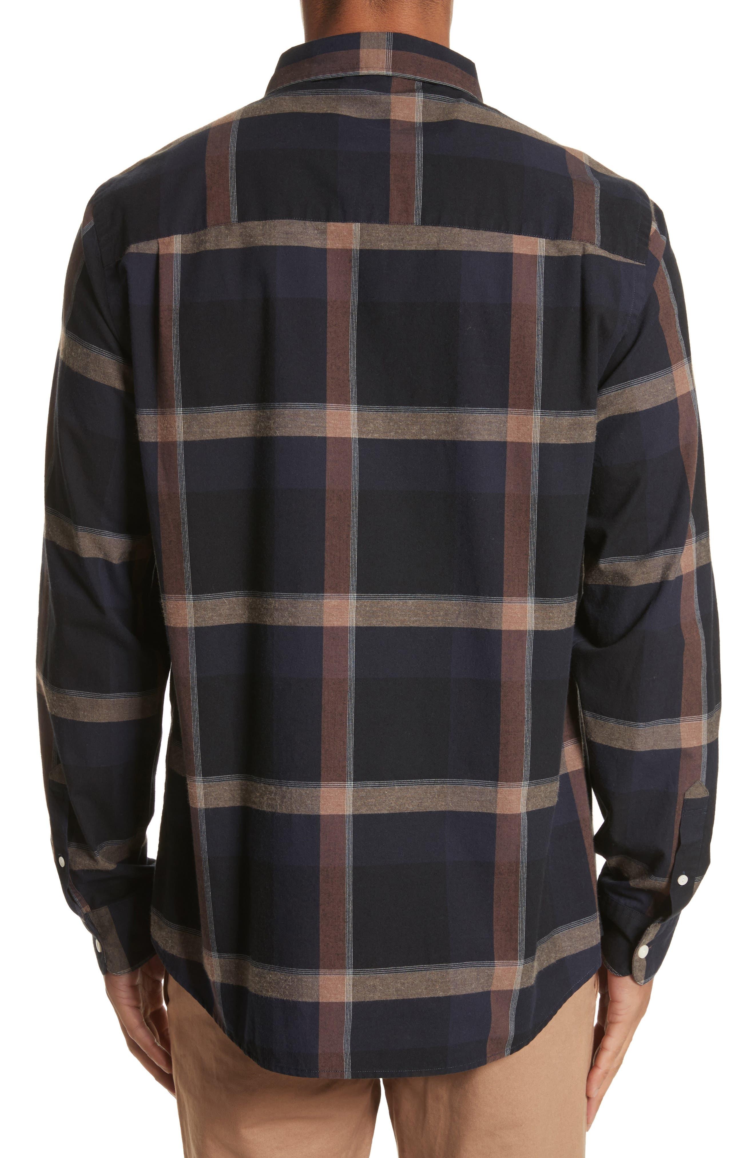 Laslo Check Shirt,                             Alternate thumbnail 2, color,                             225