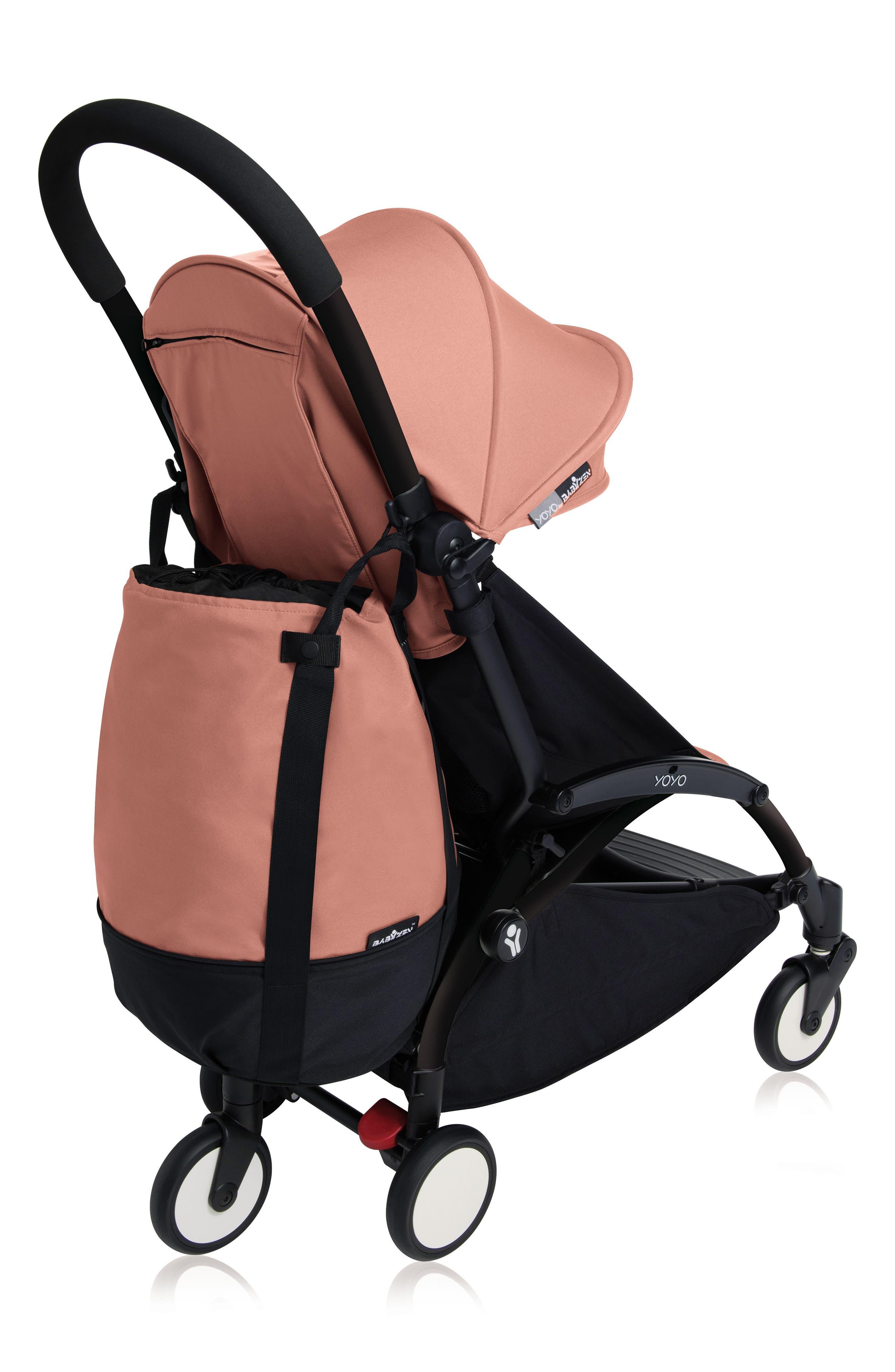 Infant Babyzen(TM) Yoyo Rolling Stroller Bag Size One Size  Pink