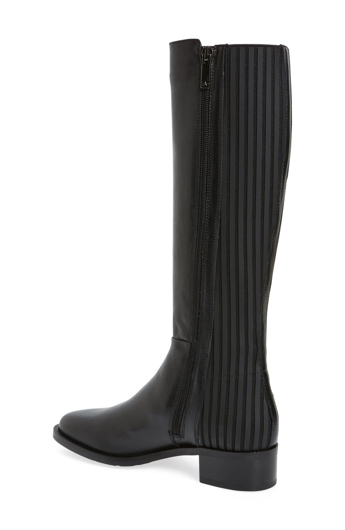 Orlena Weatherproof Tall Boot,                             Alternate thumbnail 2, color,                             001