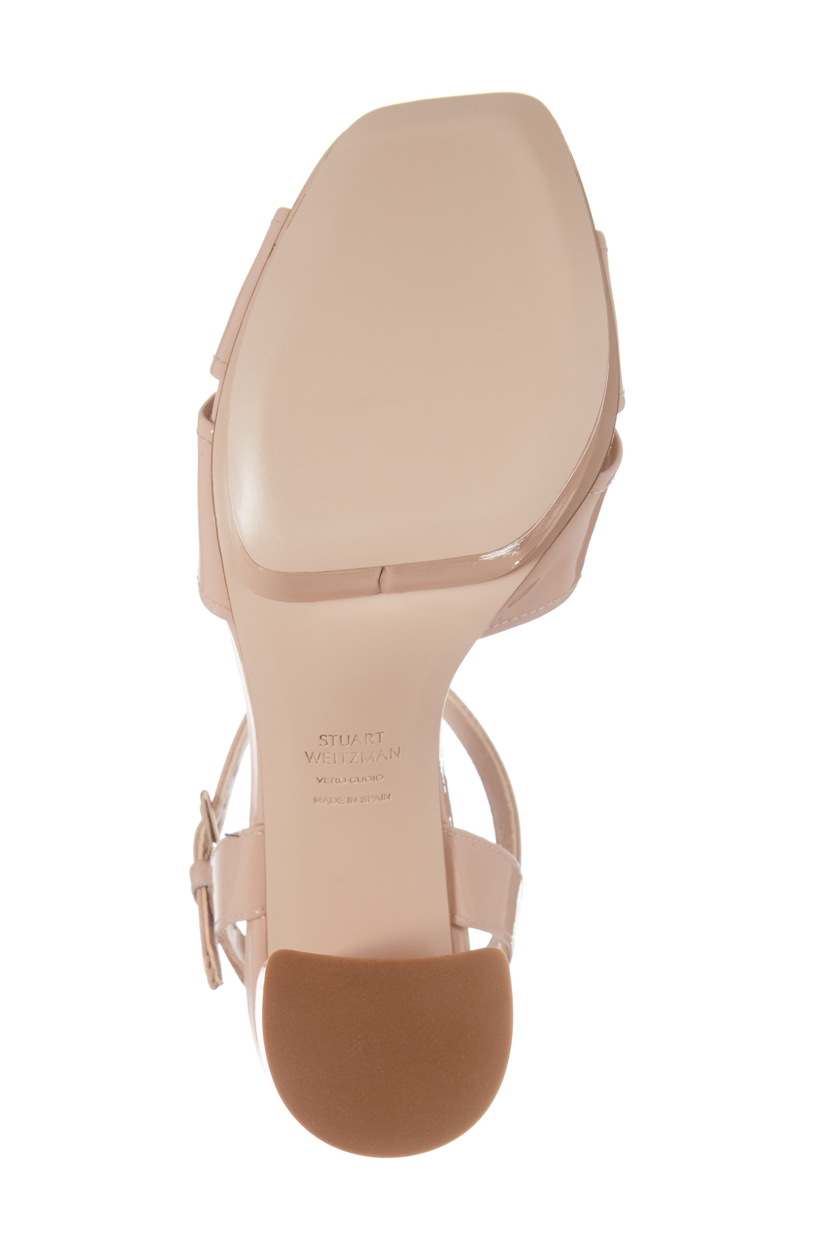 Exposed Platform Sandal,                             Alternate thumbnail 28, color,