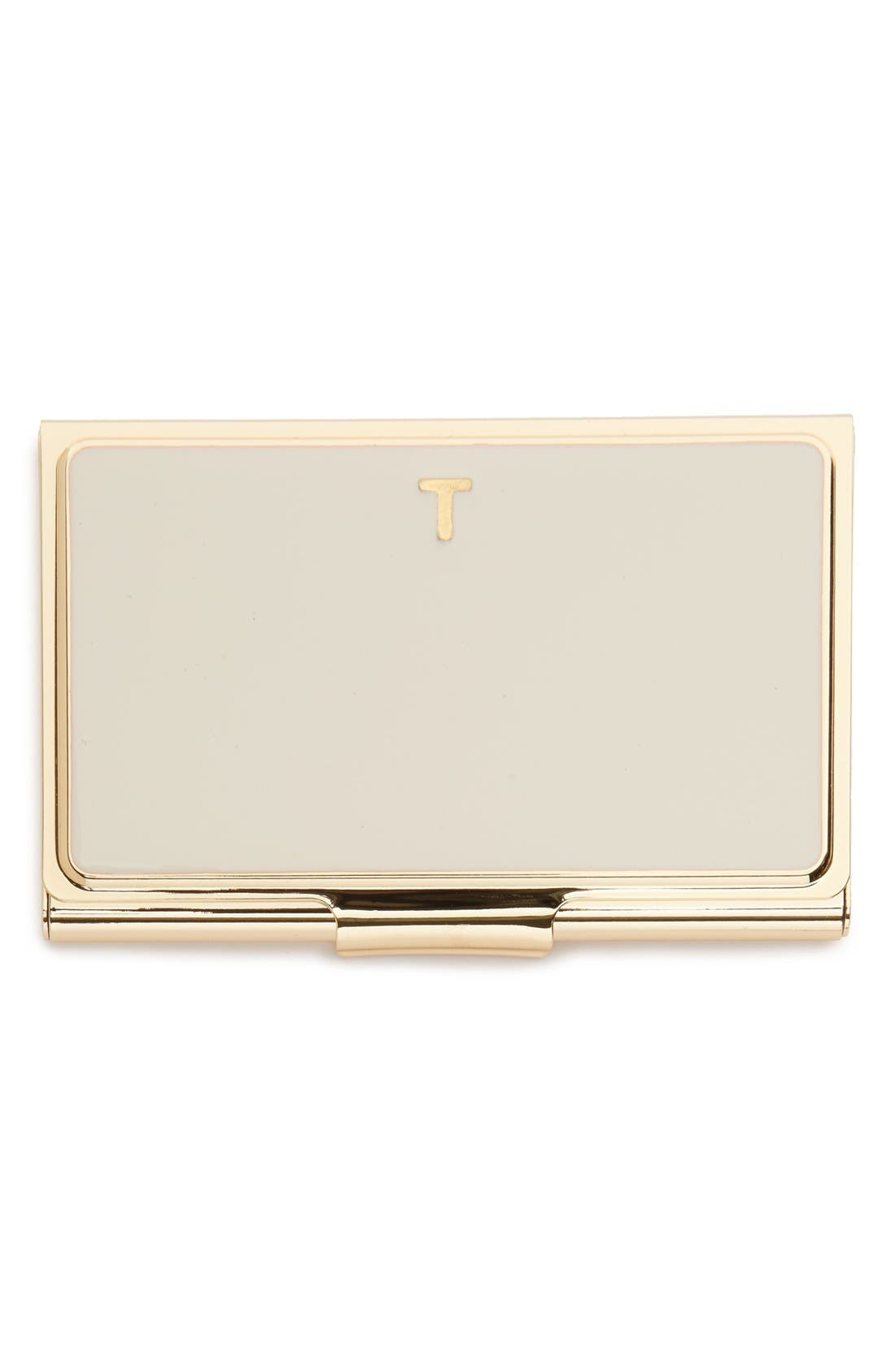 'one in a million' business card holder,                             Main thumbnail 6, color,