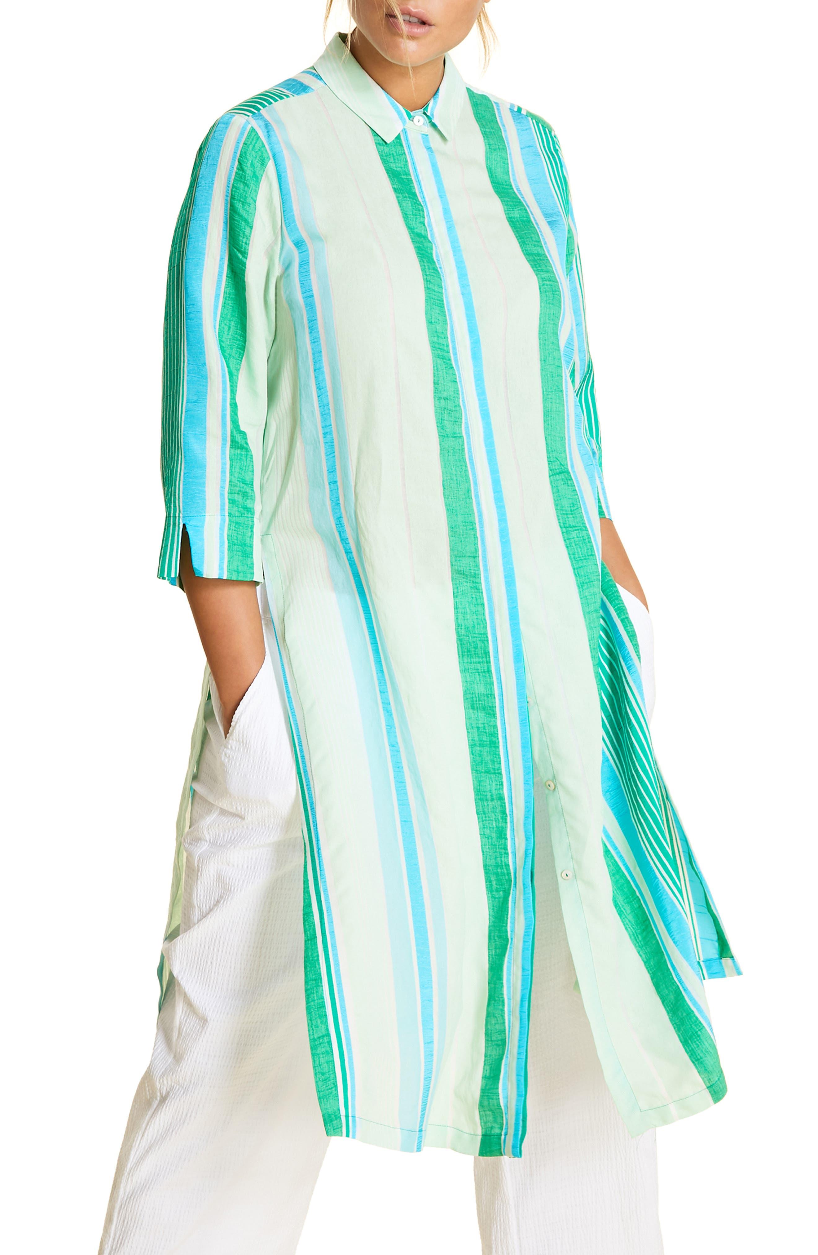 plus size women's marina rinaldi doppiare tunic shirt