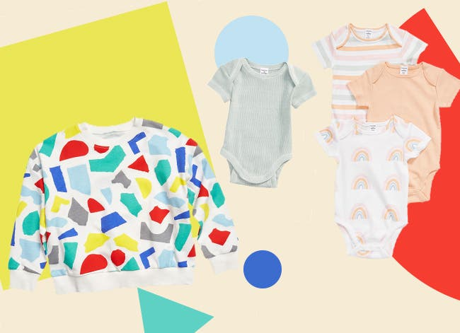New arrivals for kids, baby and nursery from Open Edit, Grow with Me and Nordstrom Nursery.