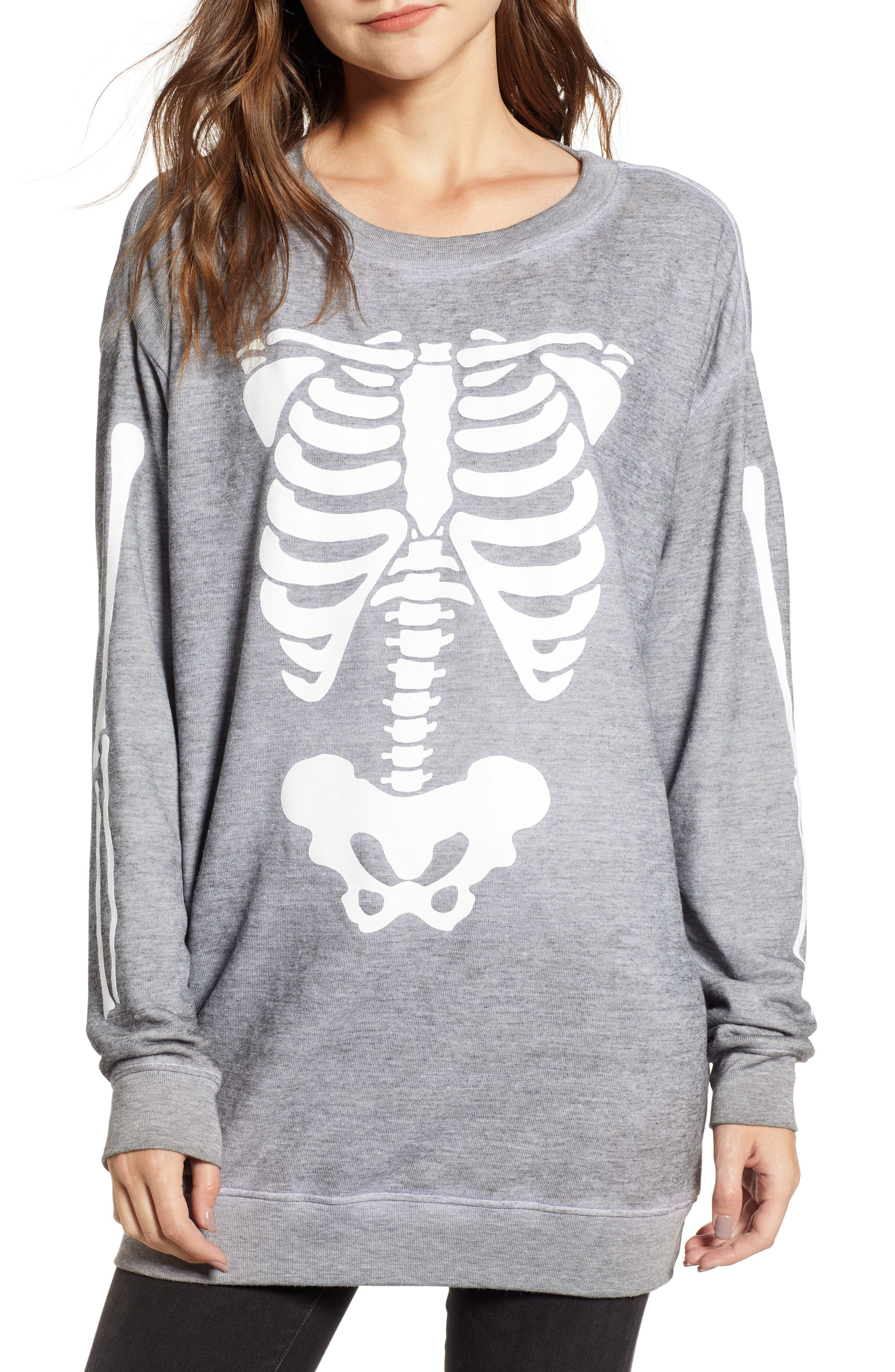 X-Ray Vision Road Trip Sweatshirt,                         Main,                         color, 020