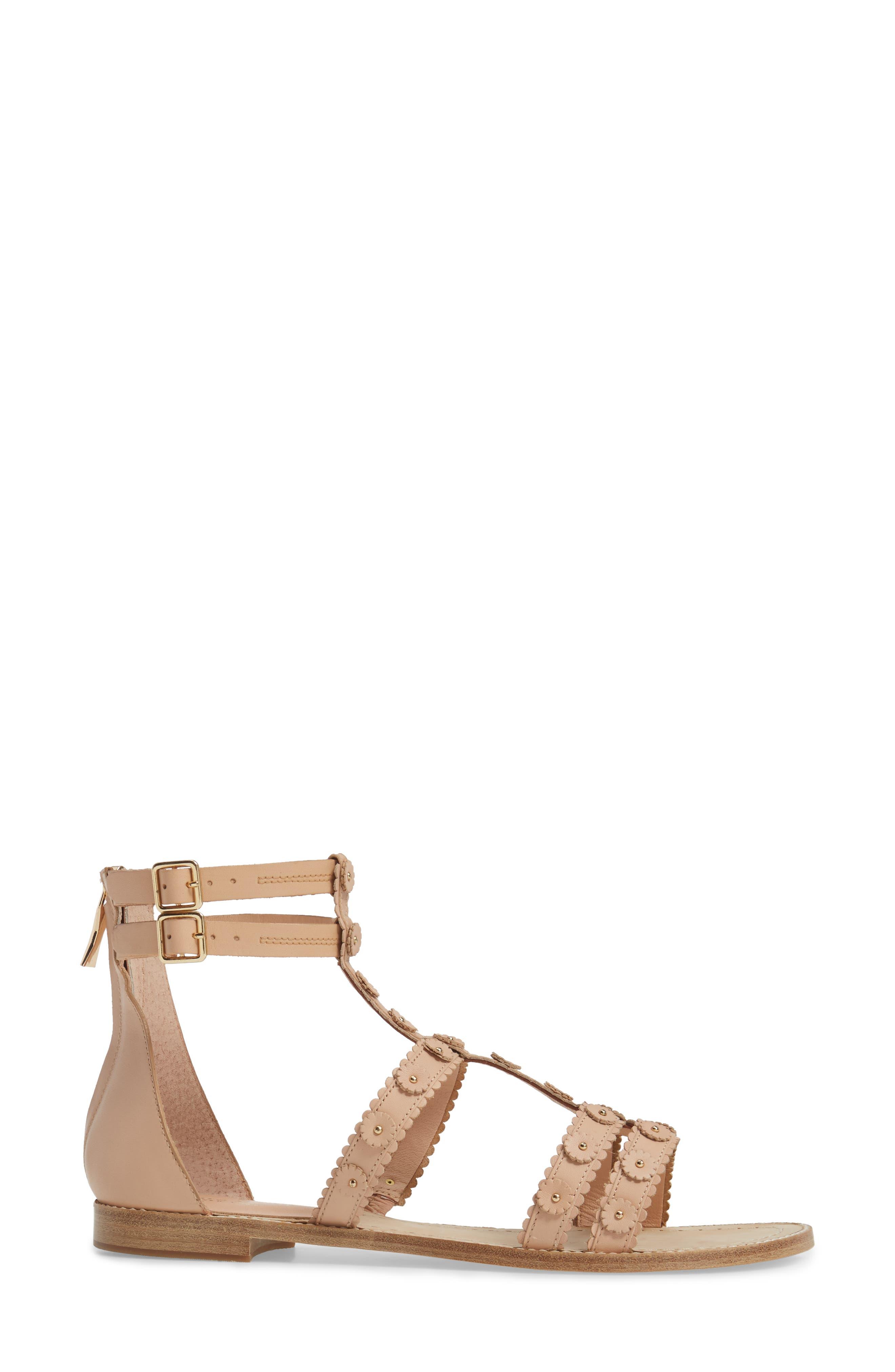 santina sandal,                             Alternate thumbnail 6, color,