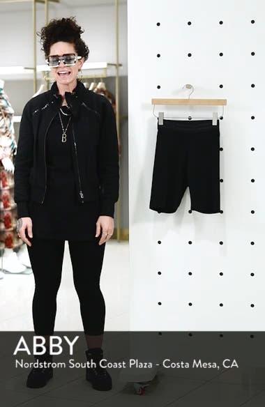 Icon High Waist Biker Shorts, sales video thumbnail