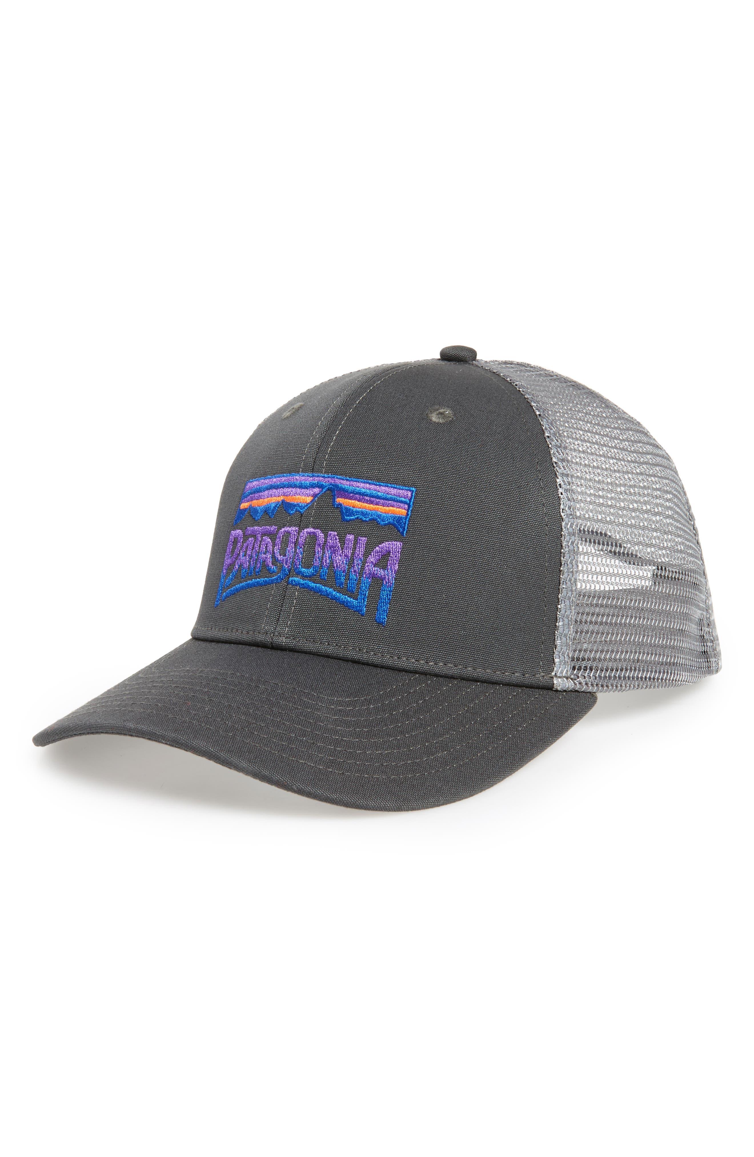 Fitz Roy Frostbite Trucker Cap,                         Main,                         color, 020