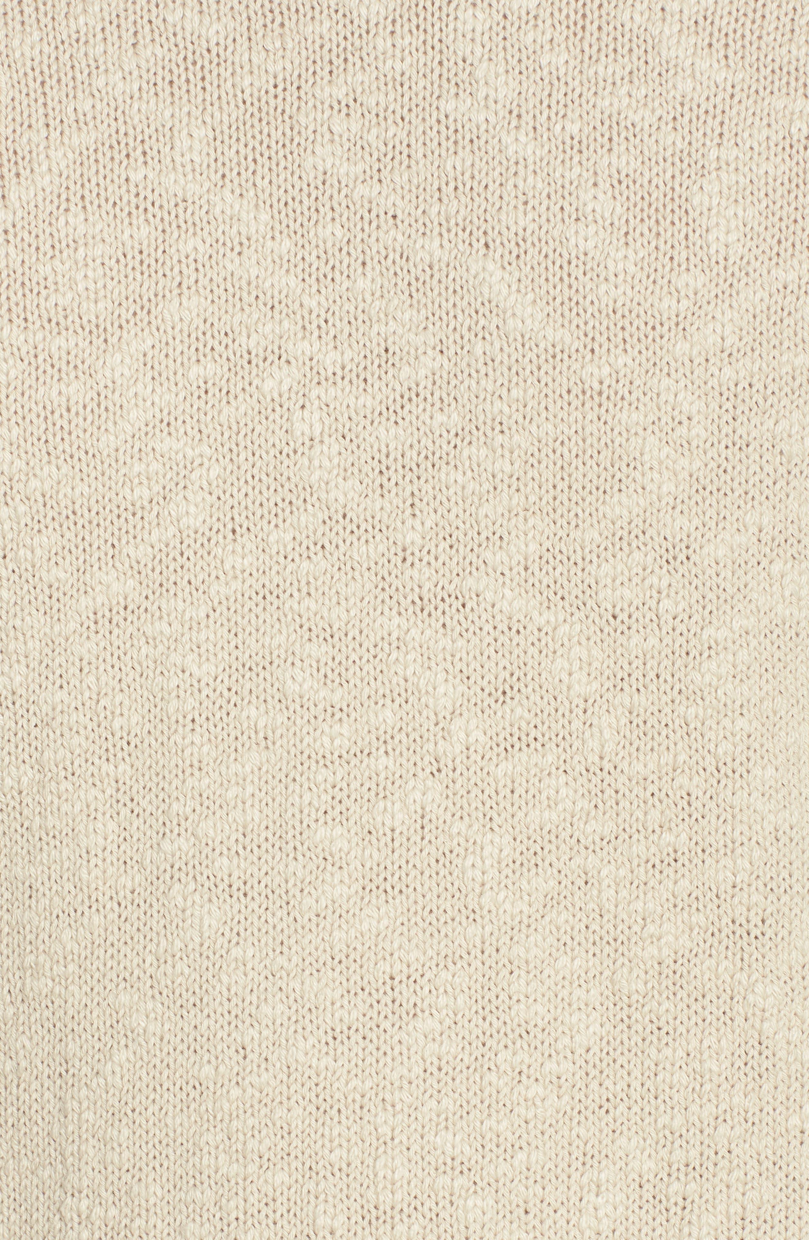 Deklyn Slim Fit Crew Sweater,                             Alternate thumbnail 5, color,