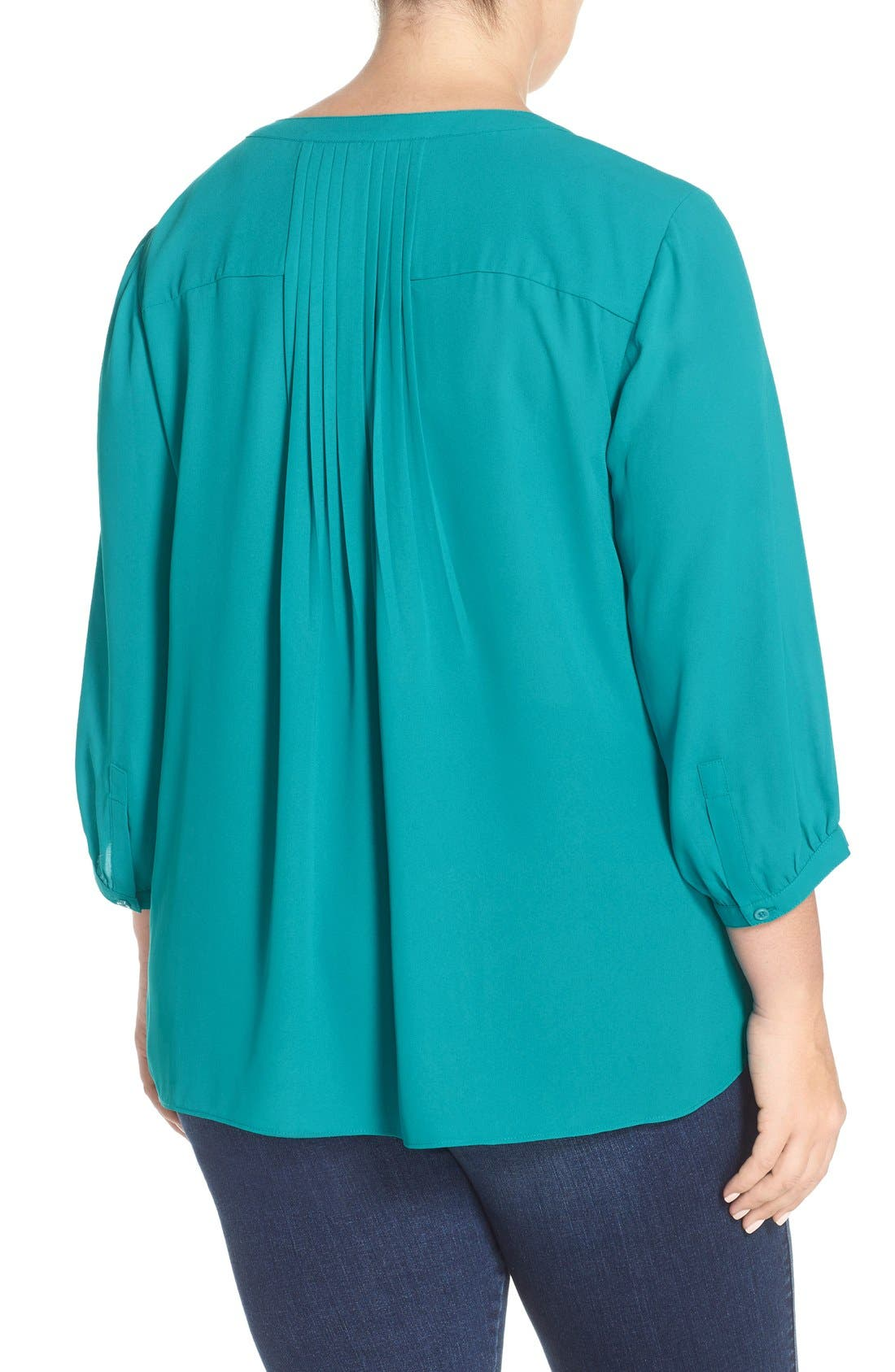 Henley Top,                             Alternate thumbnail 214, color,