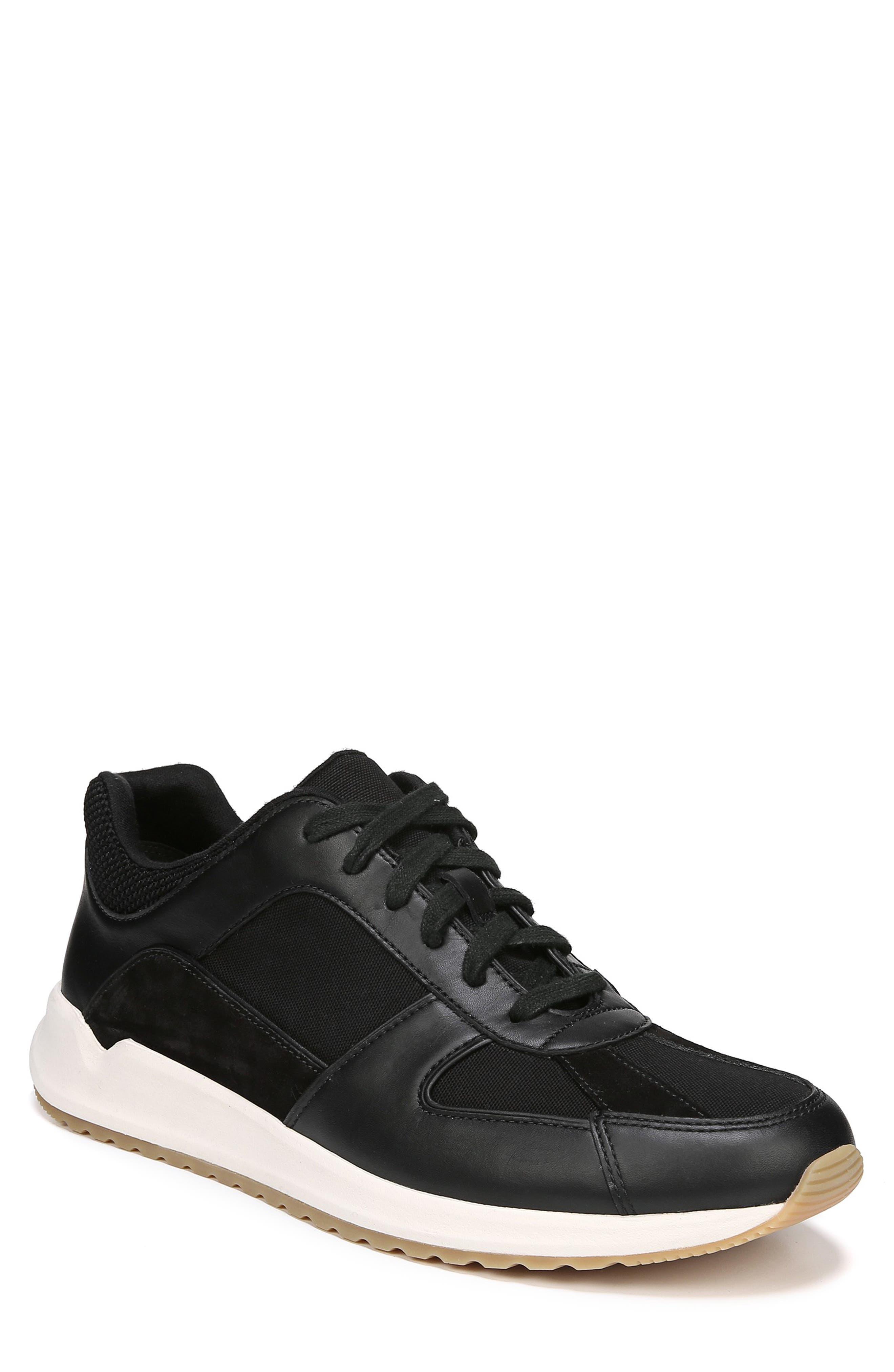 Griffin Sneaker,                         Main,                         color, BLACK/ MADDOX