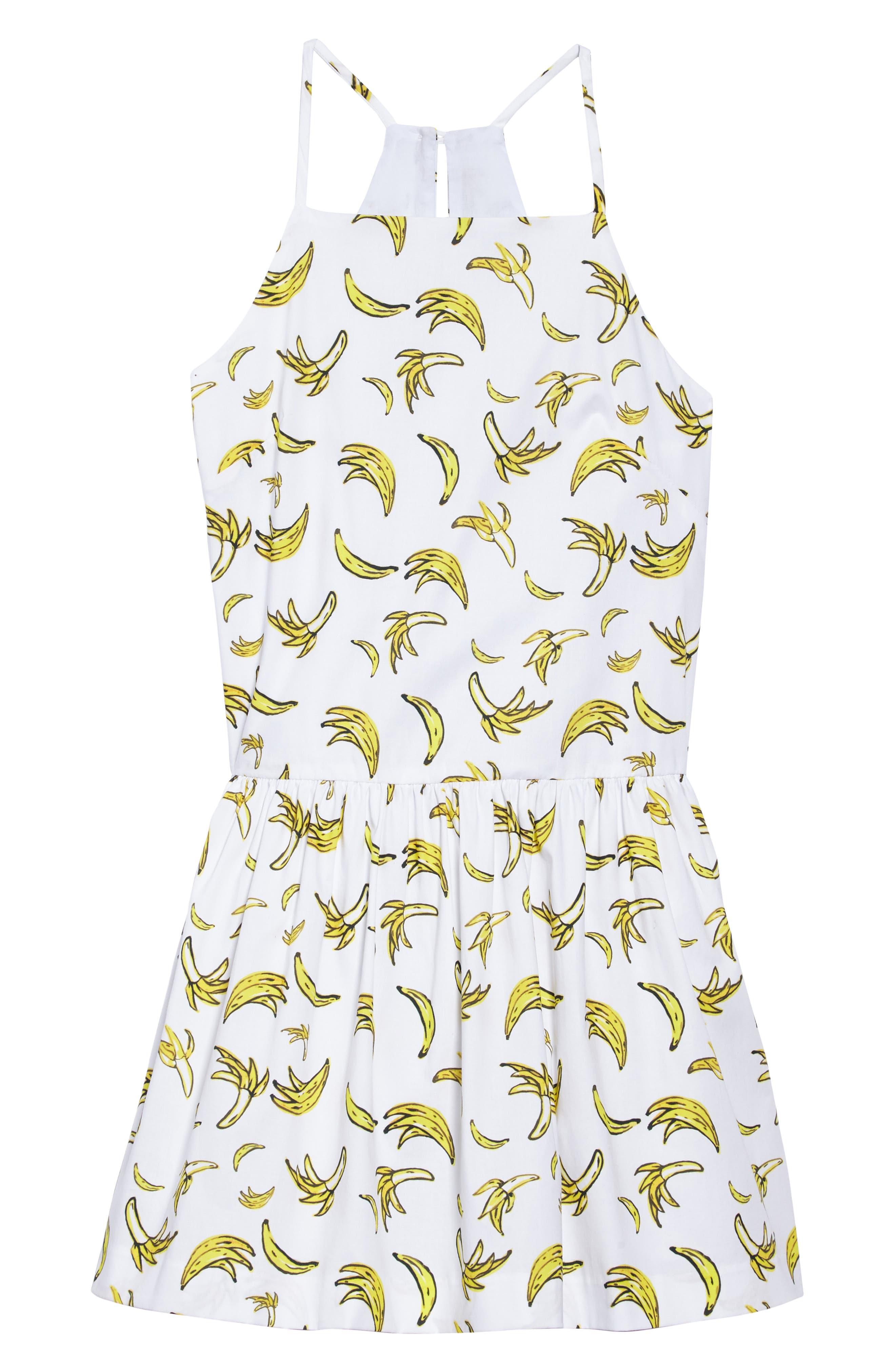 Banana Sundress,                         Main,                         color,