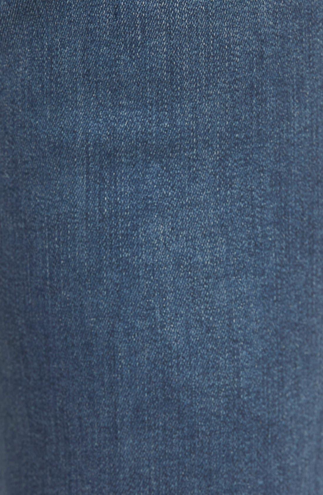 The Legging Ankle Super Skinny Jeans,                             Alternate thumbnail 3, color,                             401