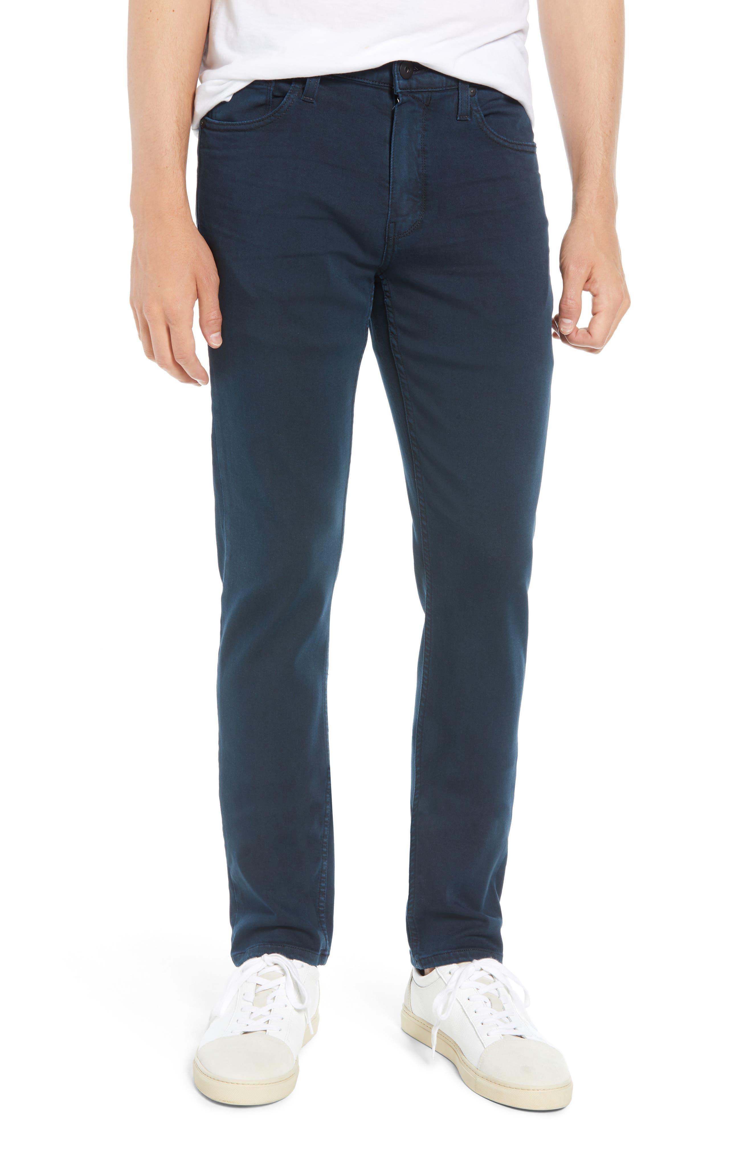 Transcend - Lennox Slim Jeans, Main, color, 401