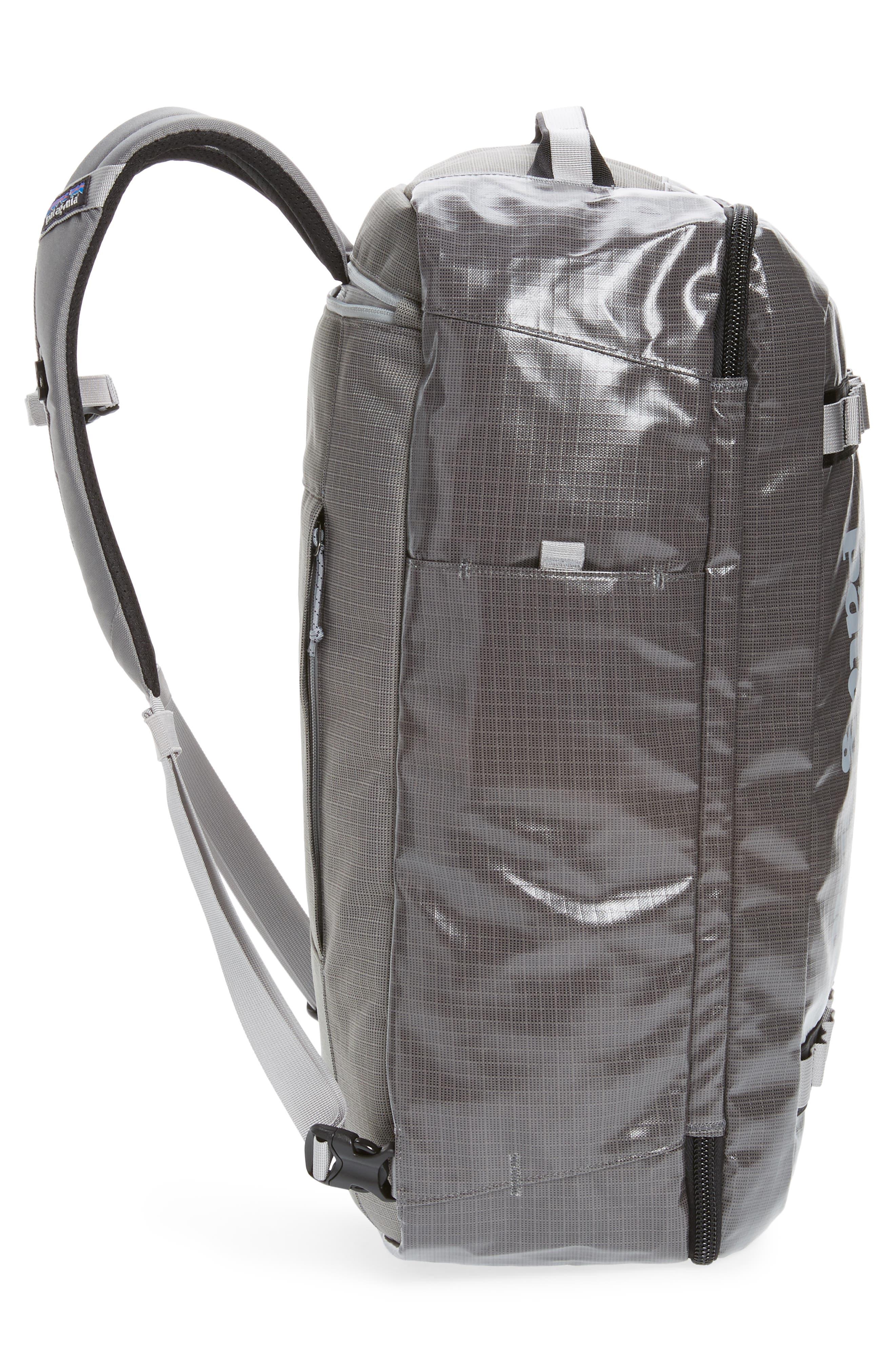 Black Hole 45L Backpack,                             Alternate thumbnail 6, color,                             HEX GREY
