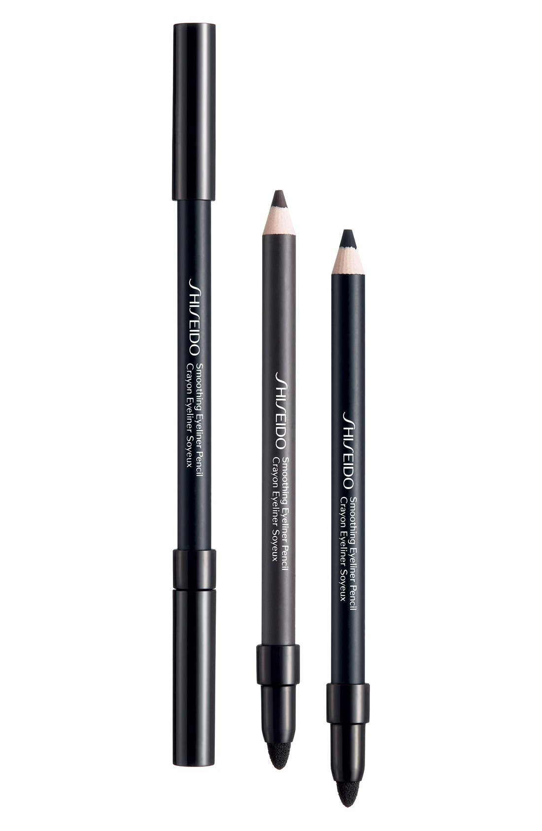 'The Makeup' Smoothing Eyeliner Pencil,                             Alternate thumbnail 4, color,                             001