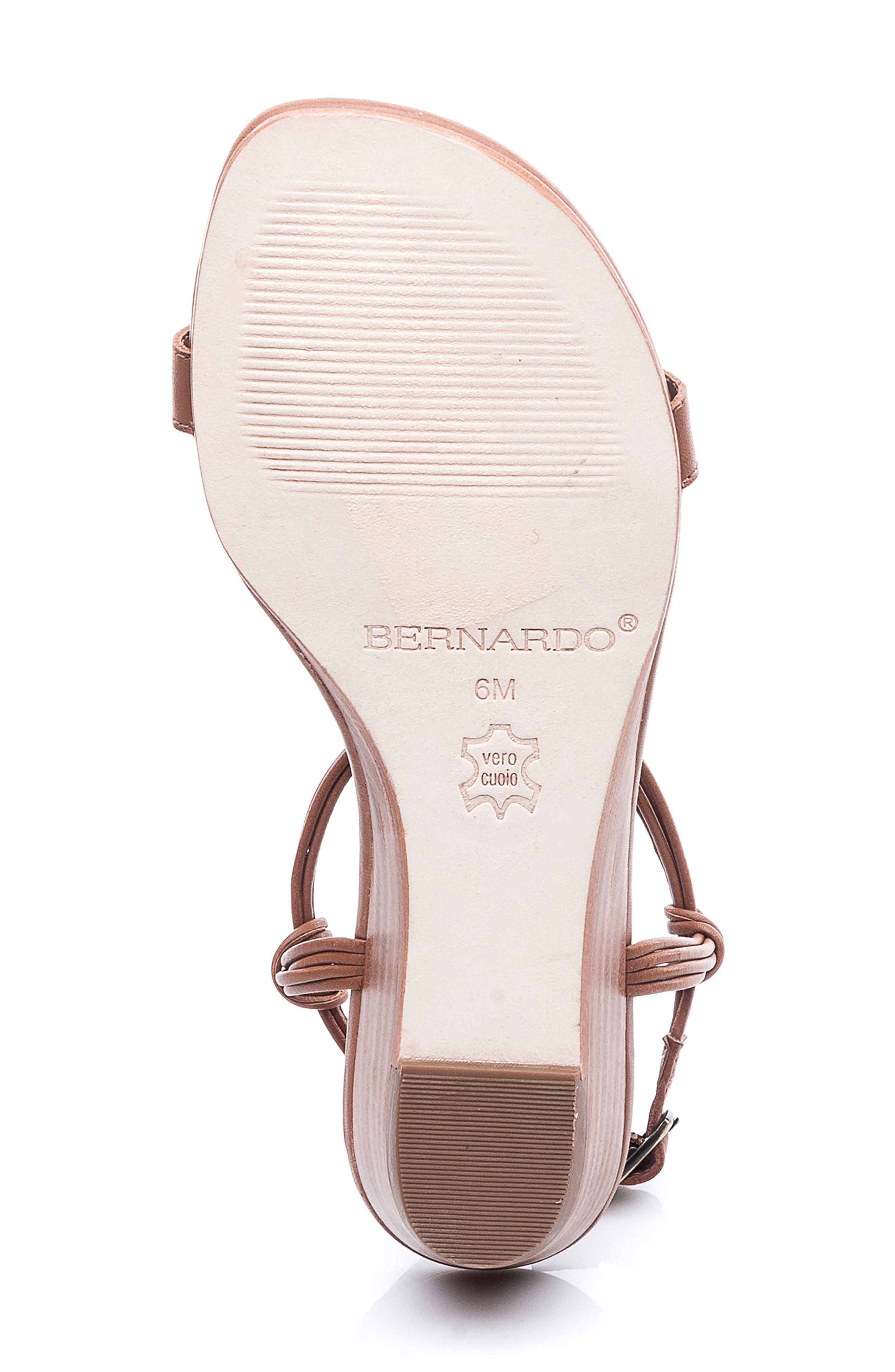 Footwear Court Fringe Leather Sandal,                             Alternate thumbnail 12, color,