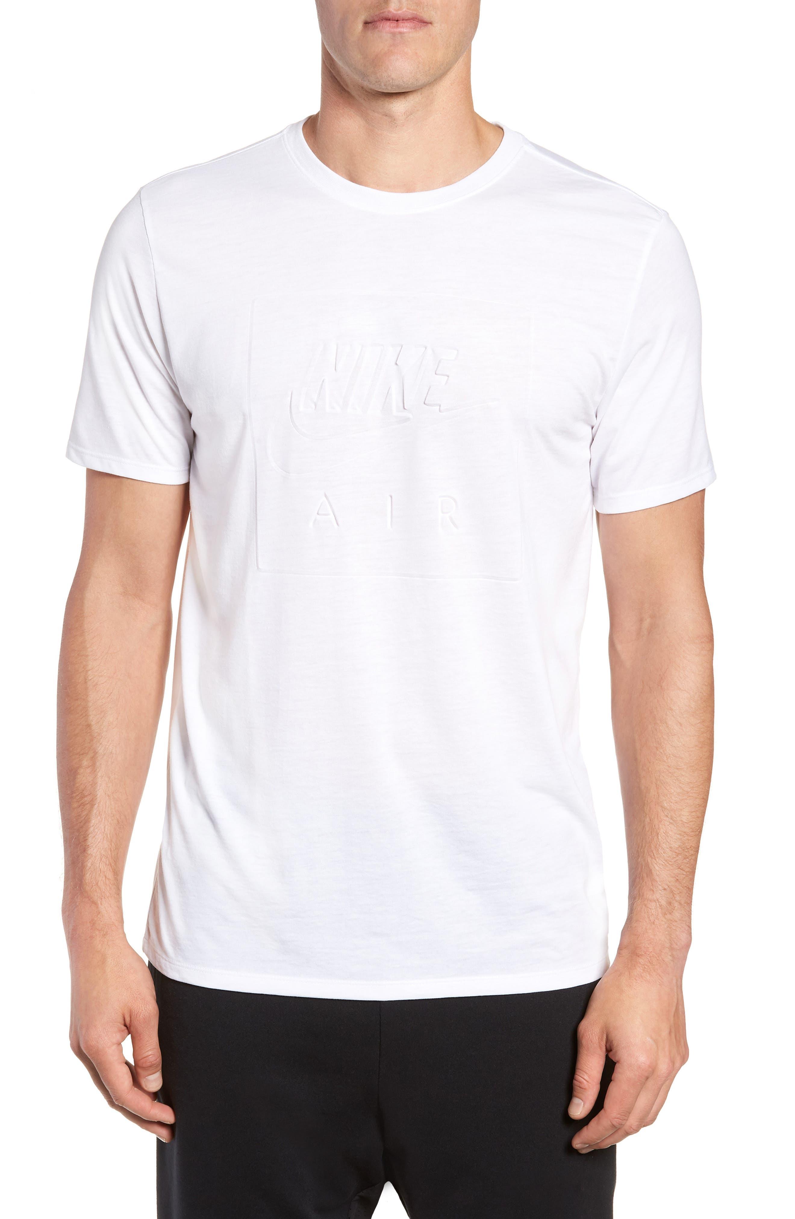 Nike Air 1 T-Shirt, White