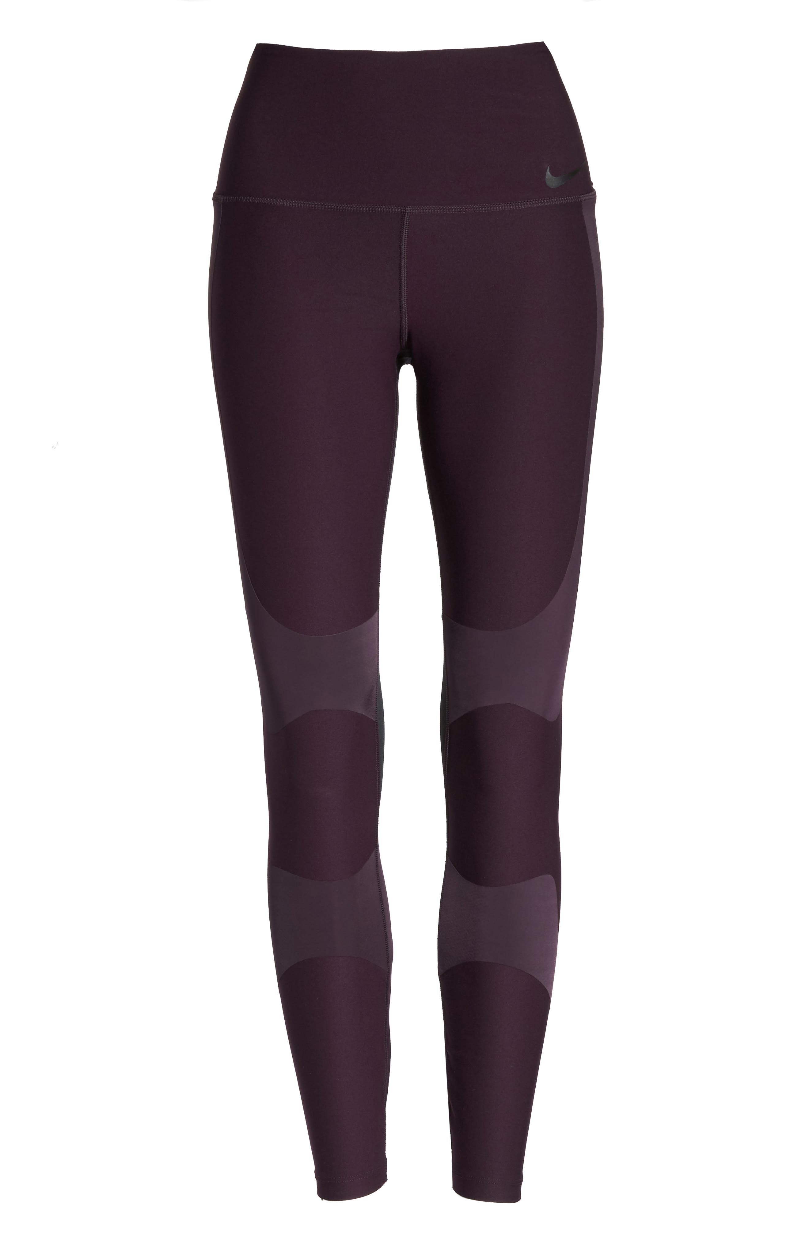 Power Legend Training Tights,                             Alternate thumbnail 19, color,