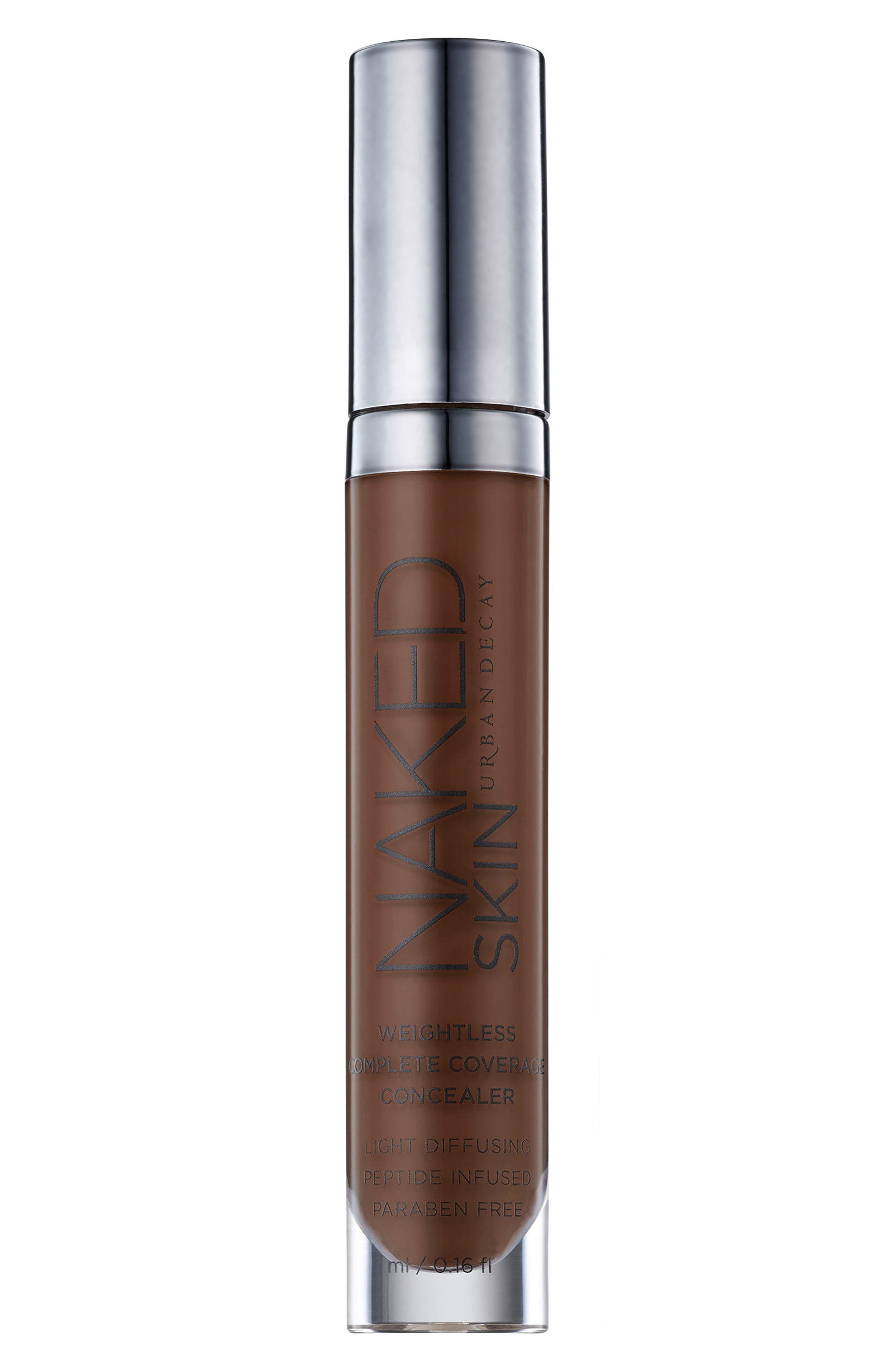 Naked Skin Weightless Complete Coverage Concealer,                             Main thumbnail 1, color,                             EXTRA DEEP NEUTRAL