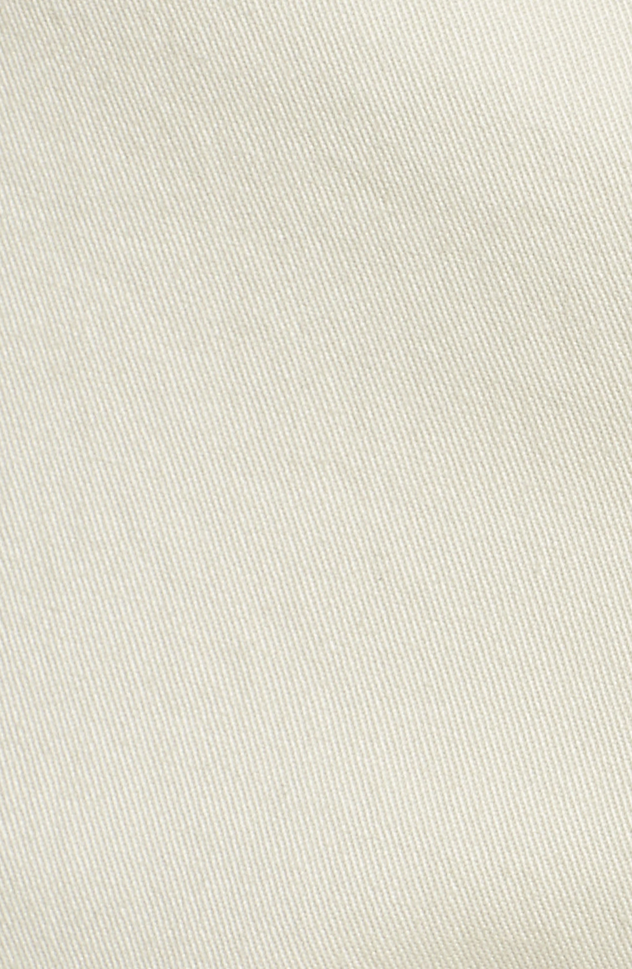 Tailored Fit Washed Stretch Cotton Chinos,                             Alternate thumbnail 169, color,
