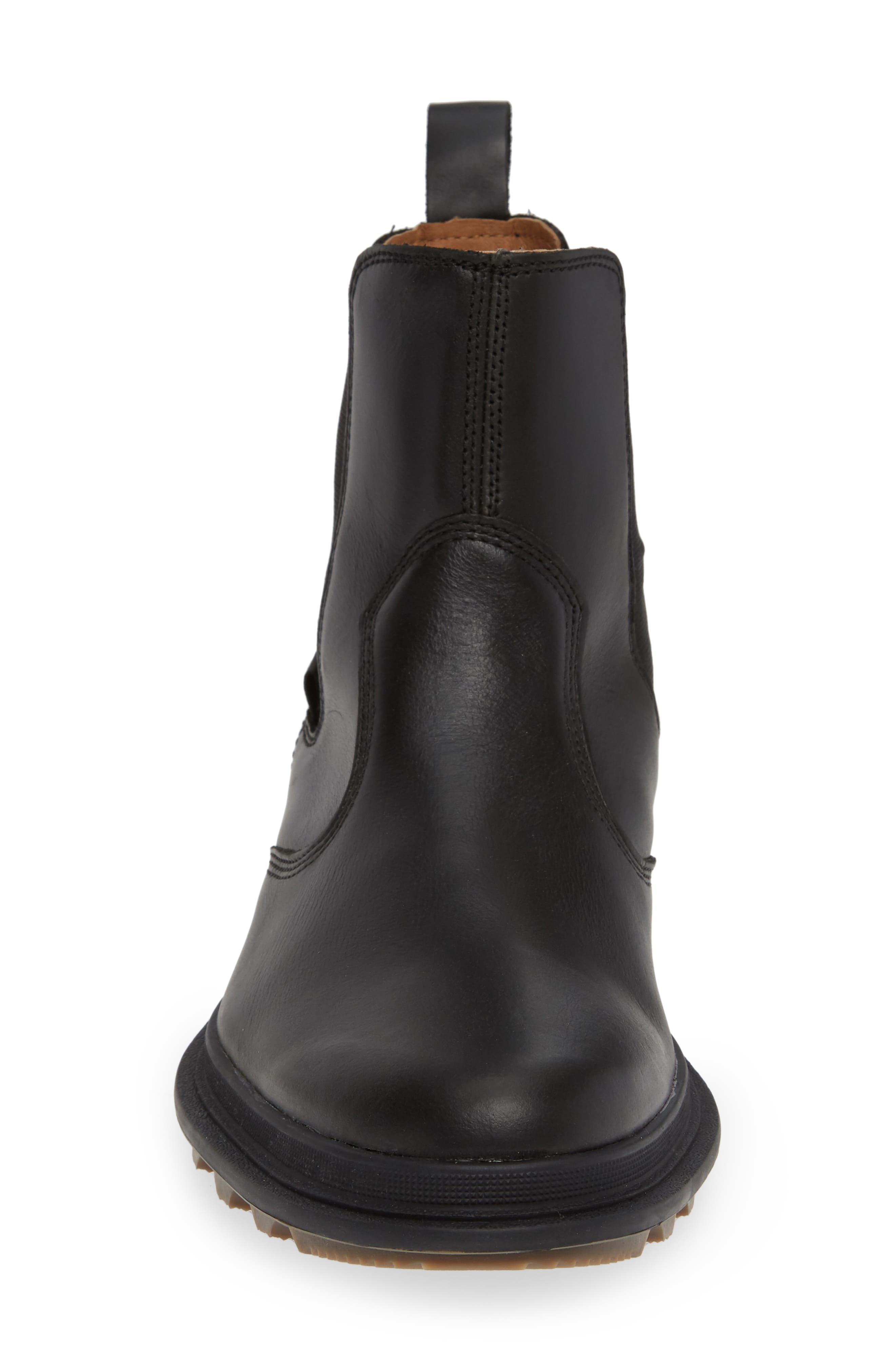 SOREL,                             Ace Waterproof Chelsea Boot,                             Alternate thumbnail 4, color,                             010