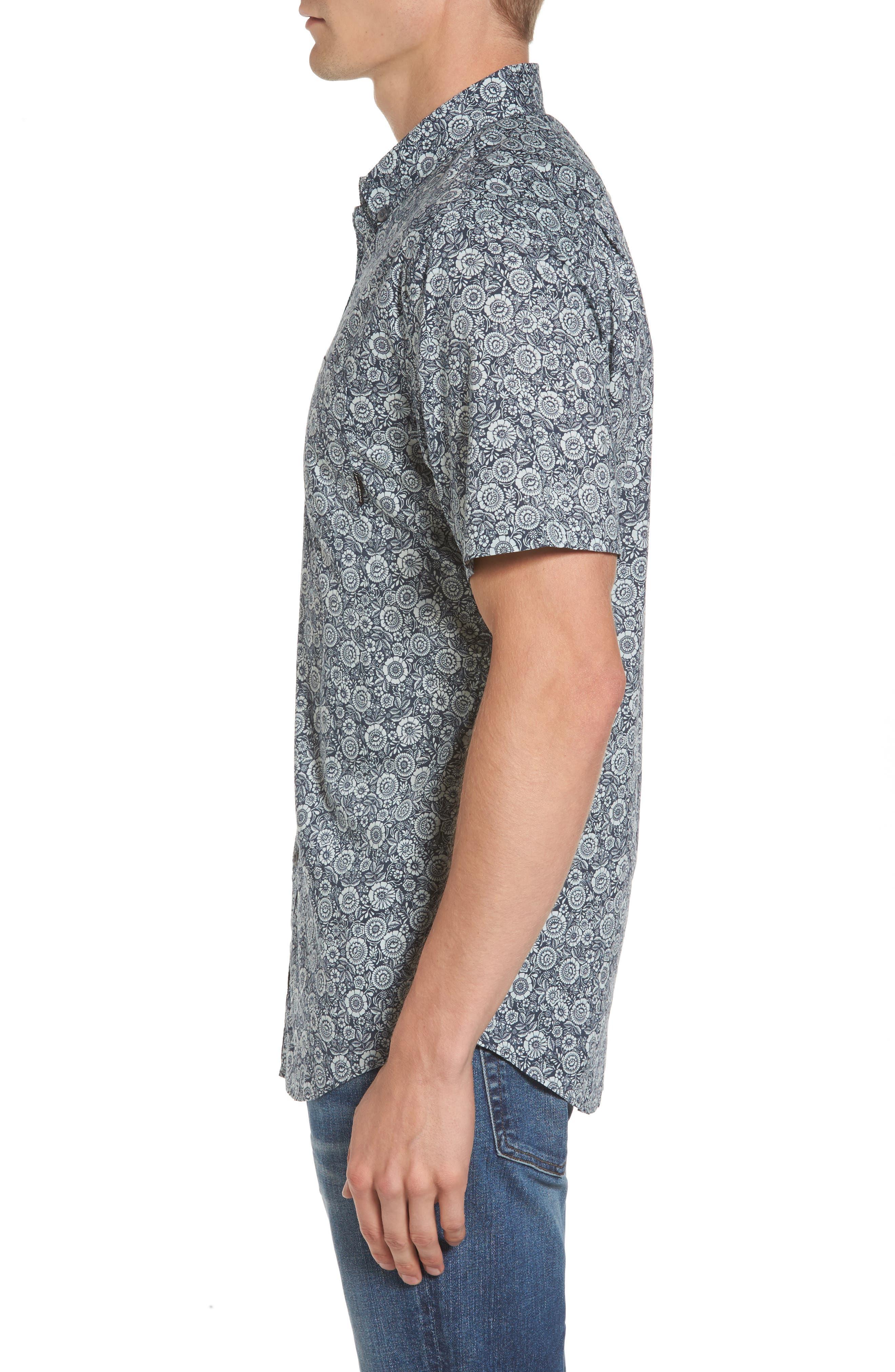 Sundays Mini Woven Shirt,                             Alternate thumbnail 3, color,                             050