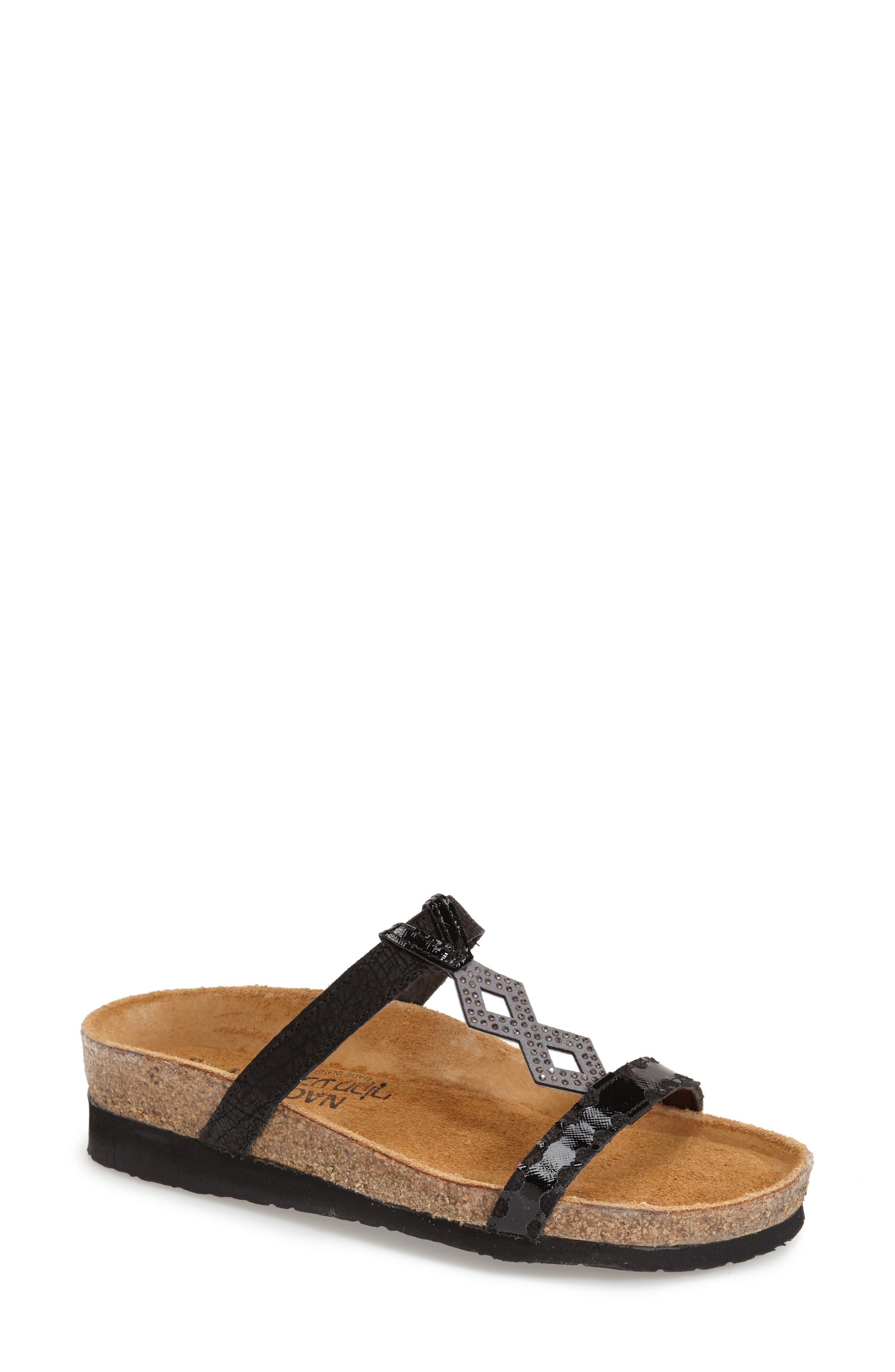Embellished Walking Sandal,                             Alternate thumbnail 13, color,