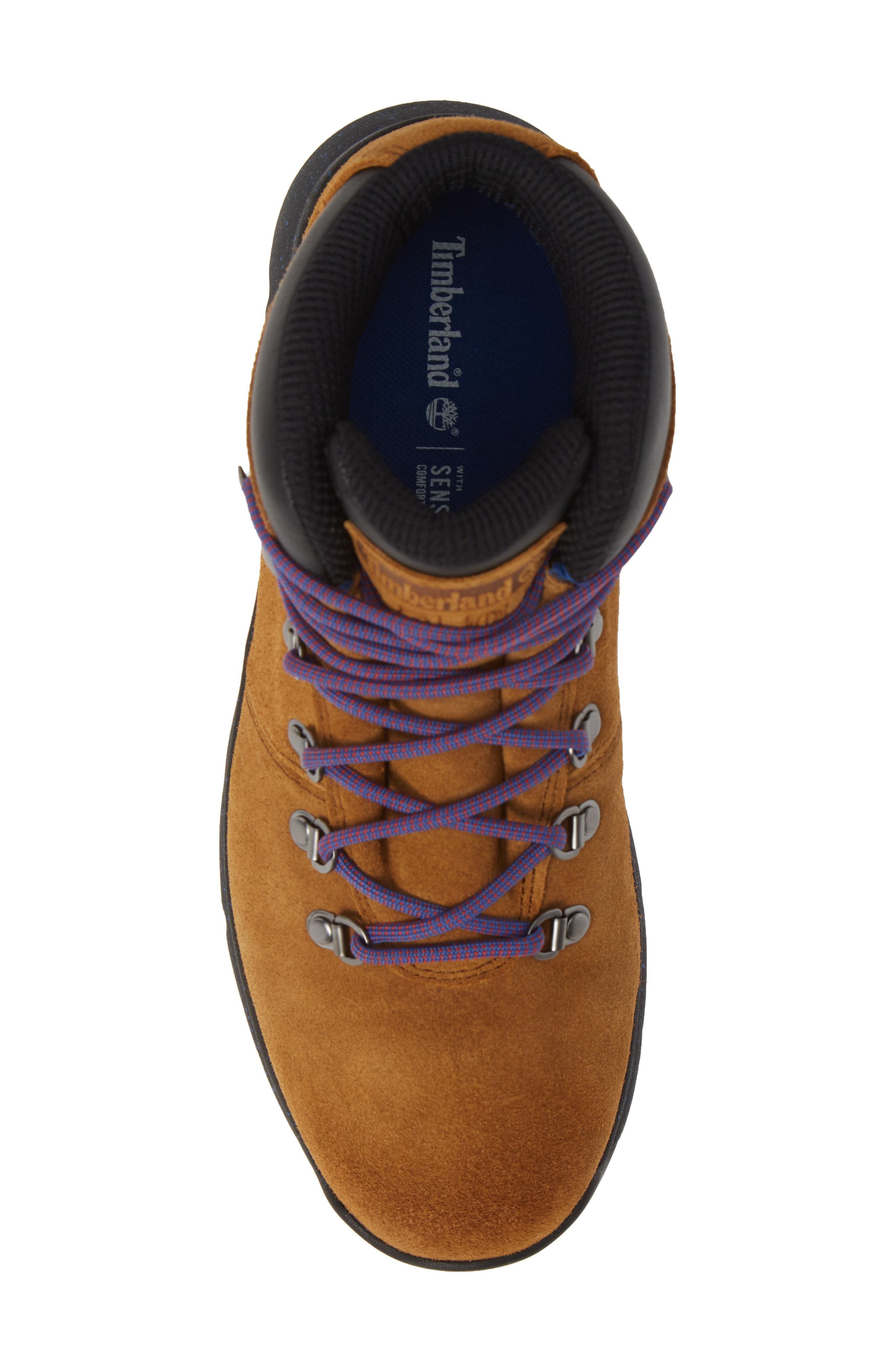 World Hiker Waterproof Boot,                             Alternate thumbnail 5, color,                             210