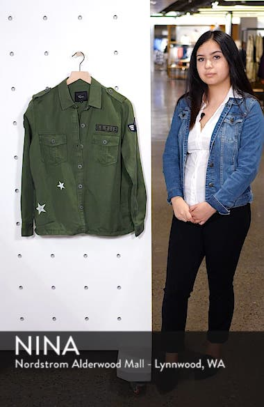 Kato Military Jacket, sales video thumbnail