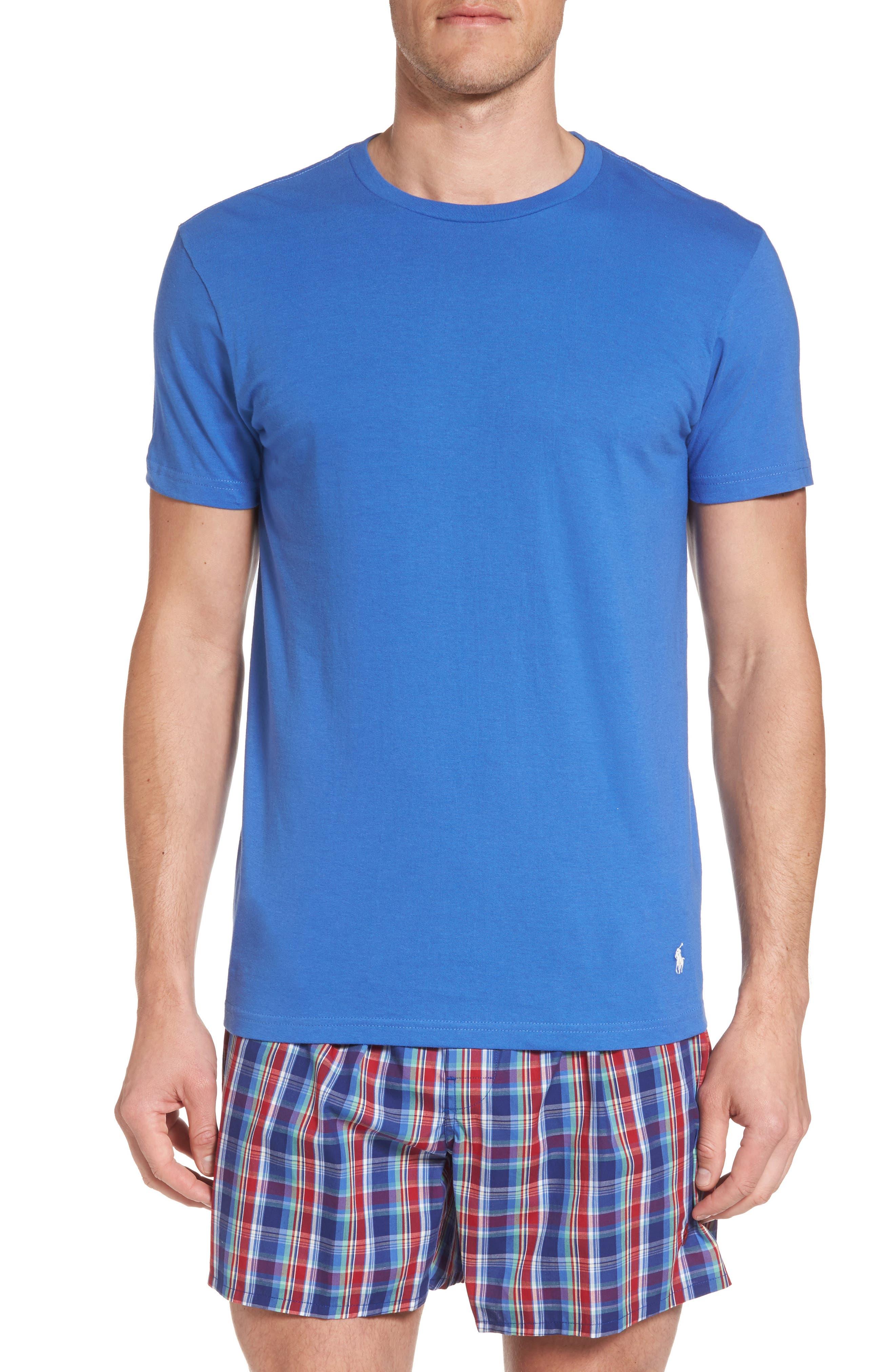 3-Pack Crewneck T-Shirts,                         Main,                         color, 401