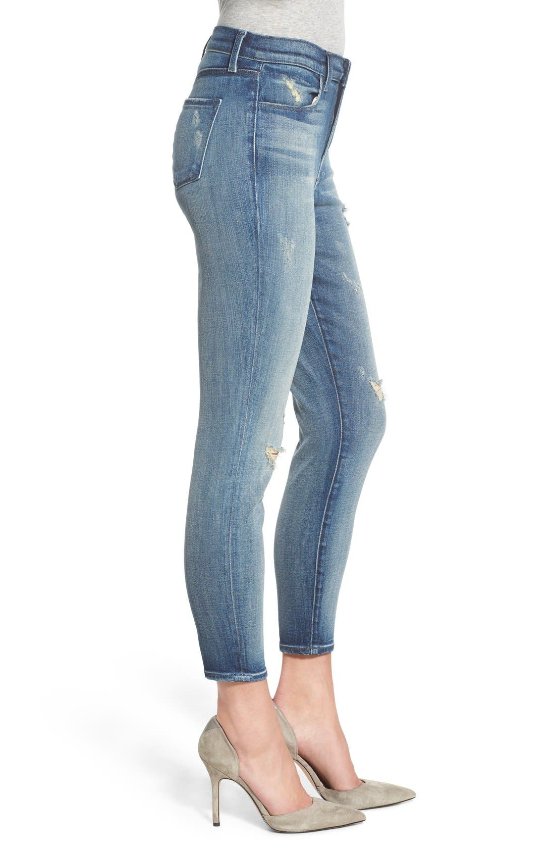 Alana Crop Skinny Jeans,                             Alternate thumbnail 6, color,
