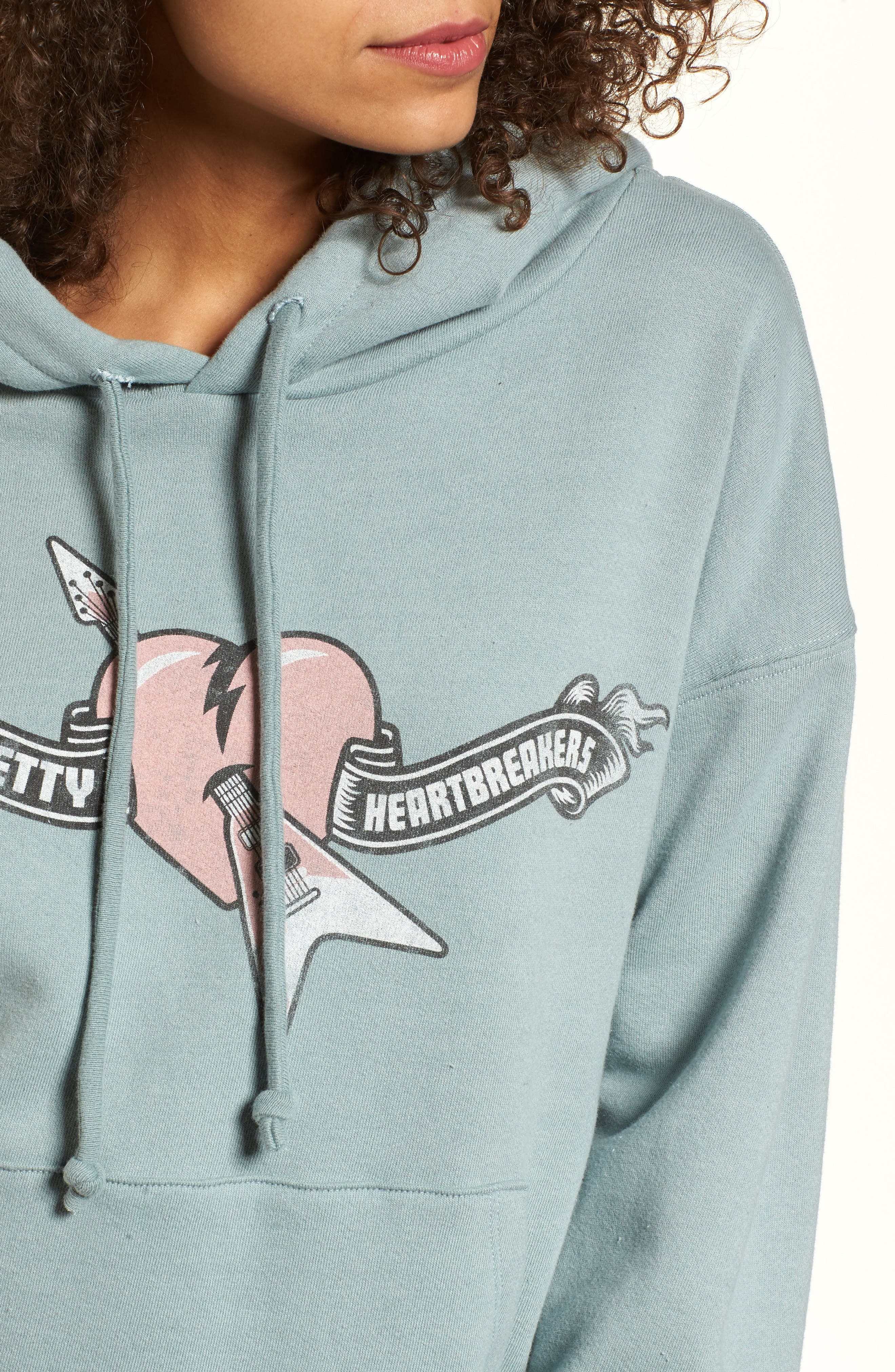 Tom Petty and the Heartbreakers Hoodie,                             Alternate thumbnail 4, color,                             400